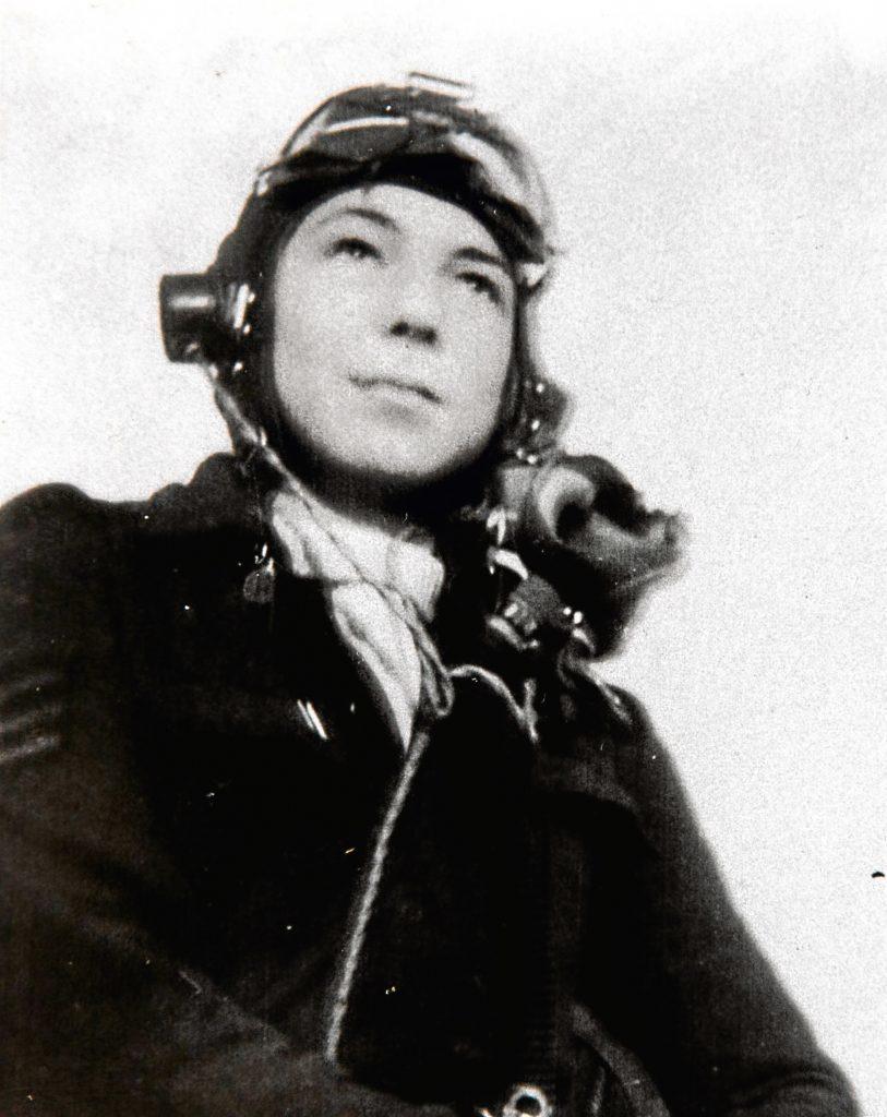 Geoffrey during the War
