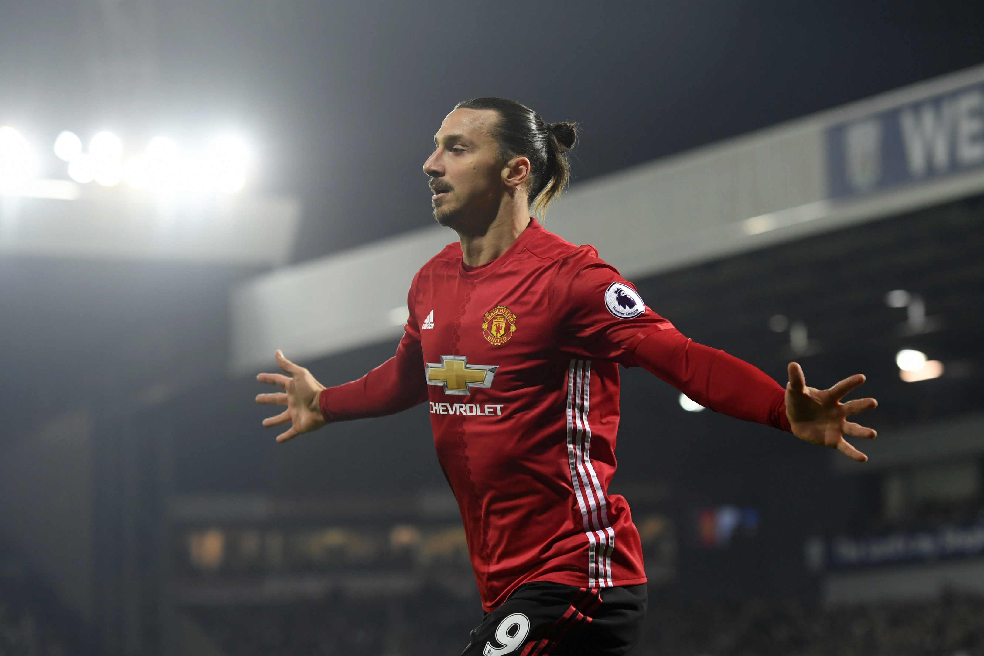 Zlatan Ibrahimovic (Stu Forster/Getty Images)
