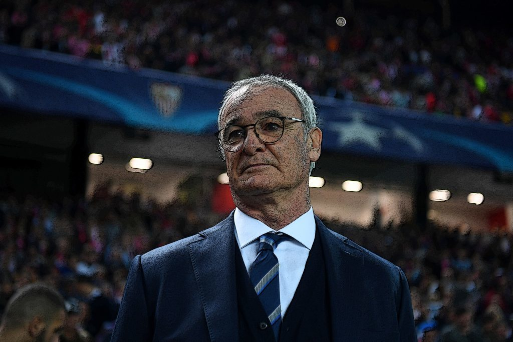 Claudio Ranieri (Michael Regan/Getty Images)