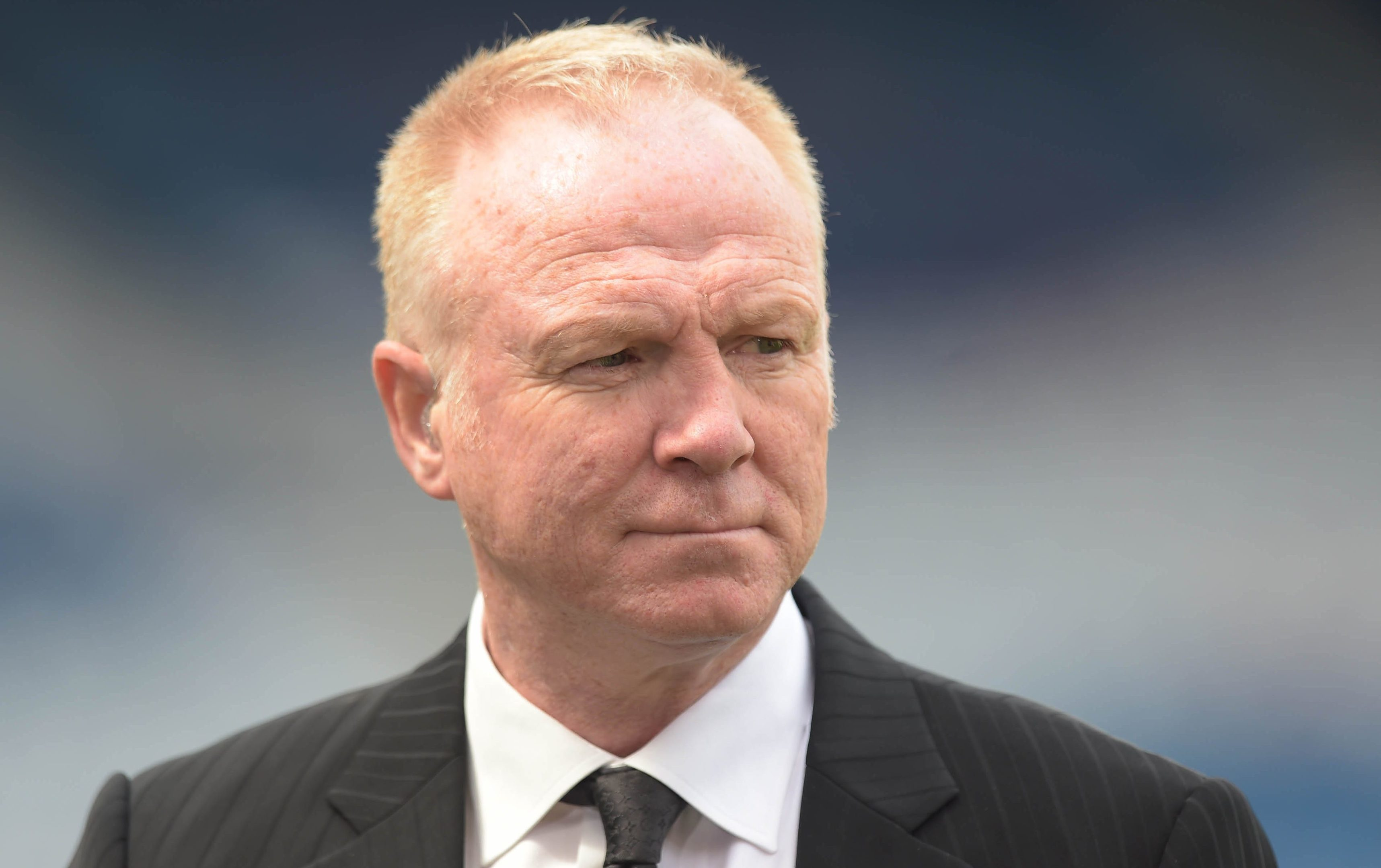 Former Rangers manager Alex McLeish (SNS Group)