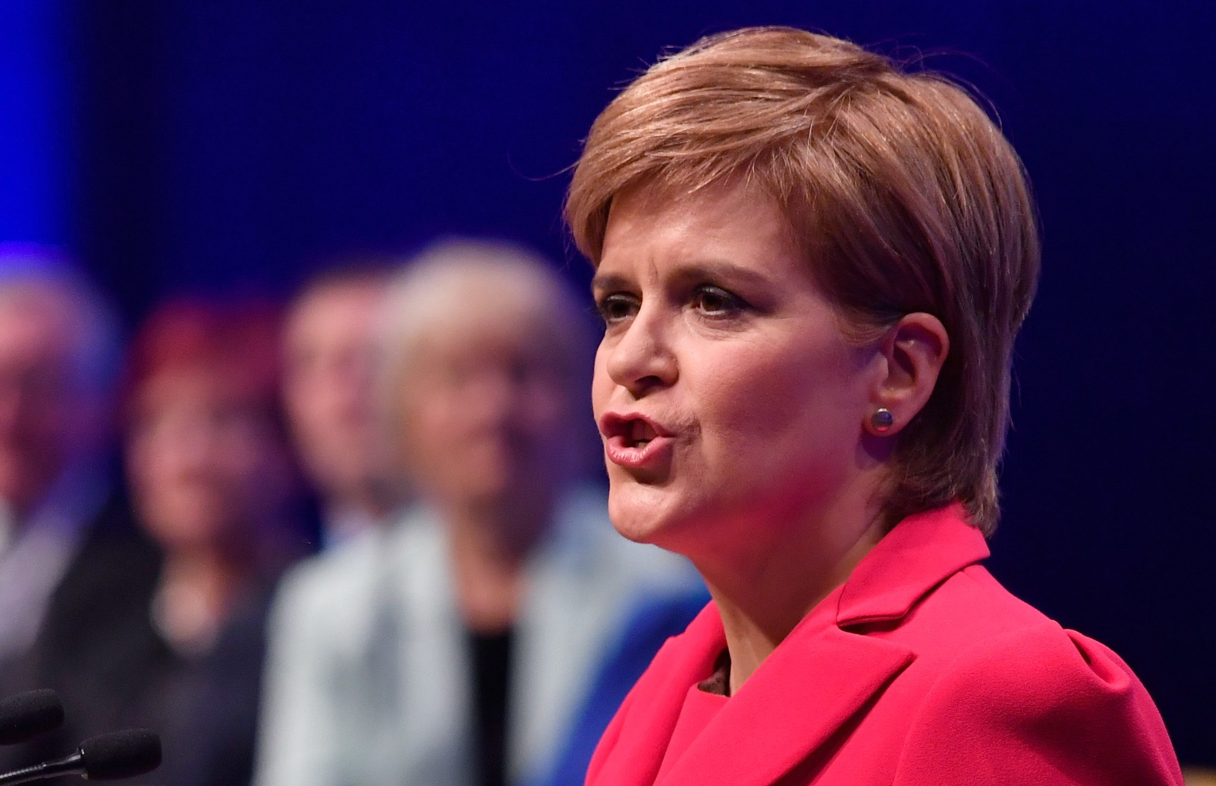 First Minister and SNP leader Nicola Sturgeon (Jeff J Mitchell/Getty Images)