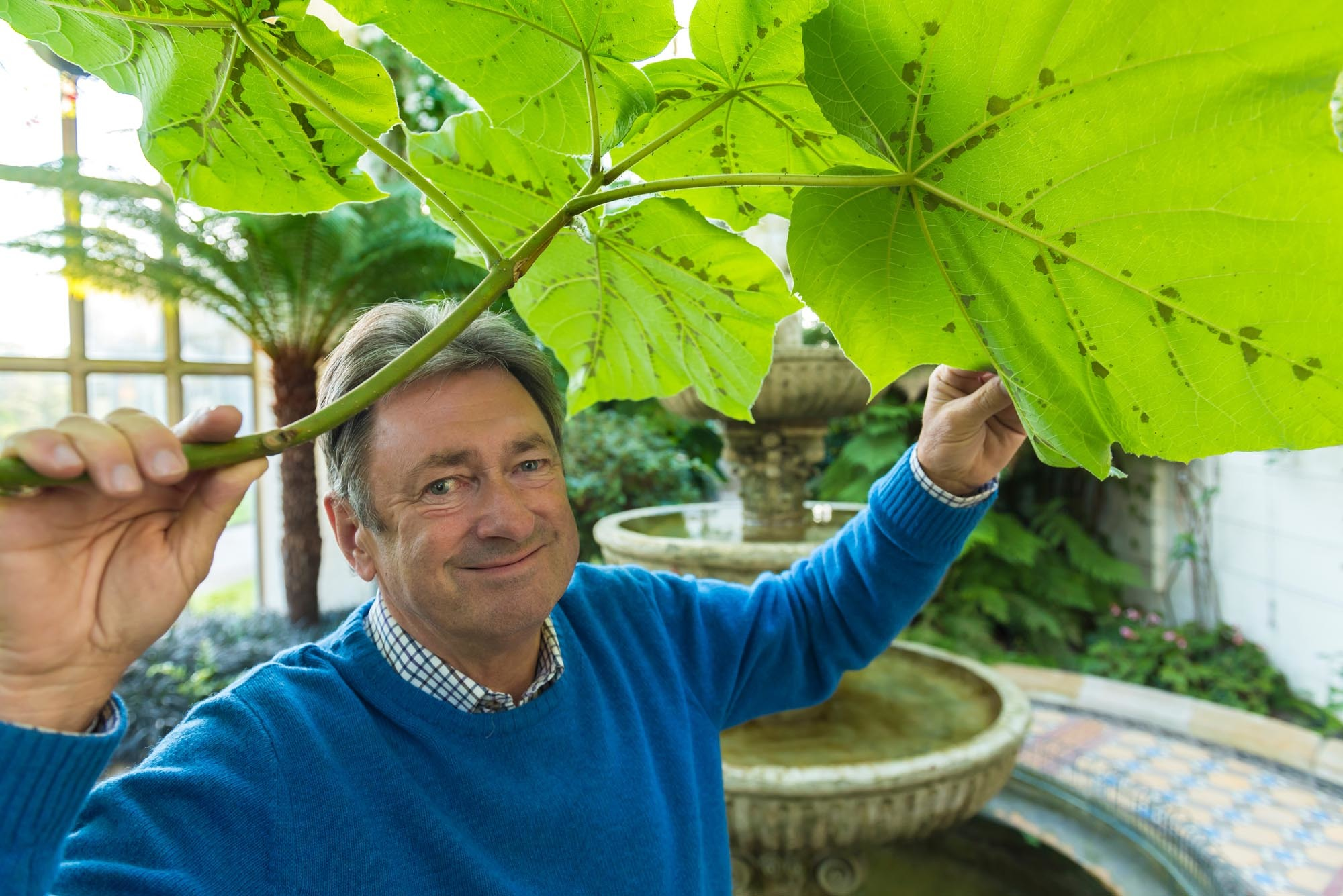 Alan Titchmarsh (Paul Harris / National Trust)
