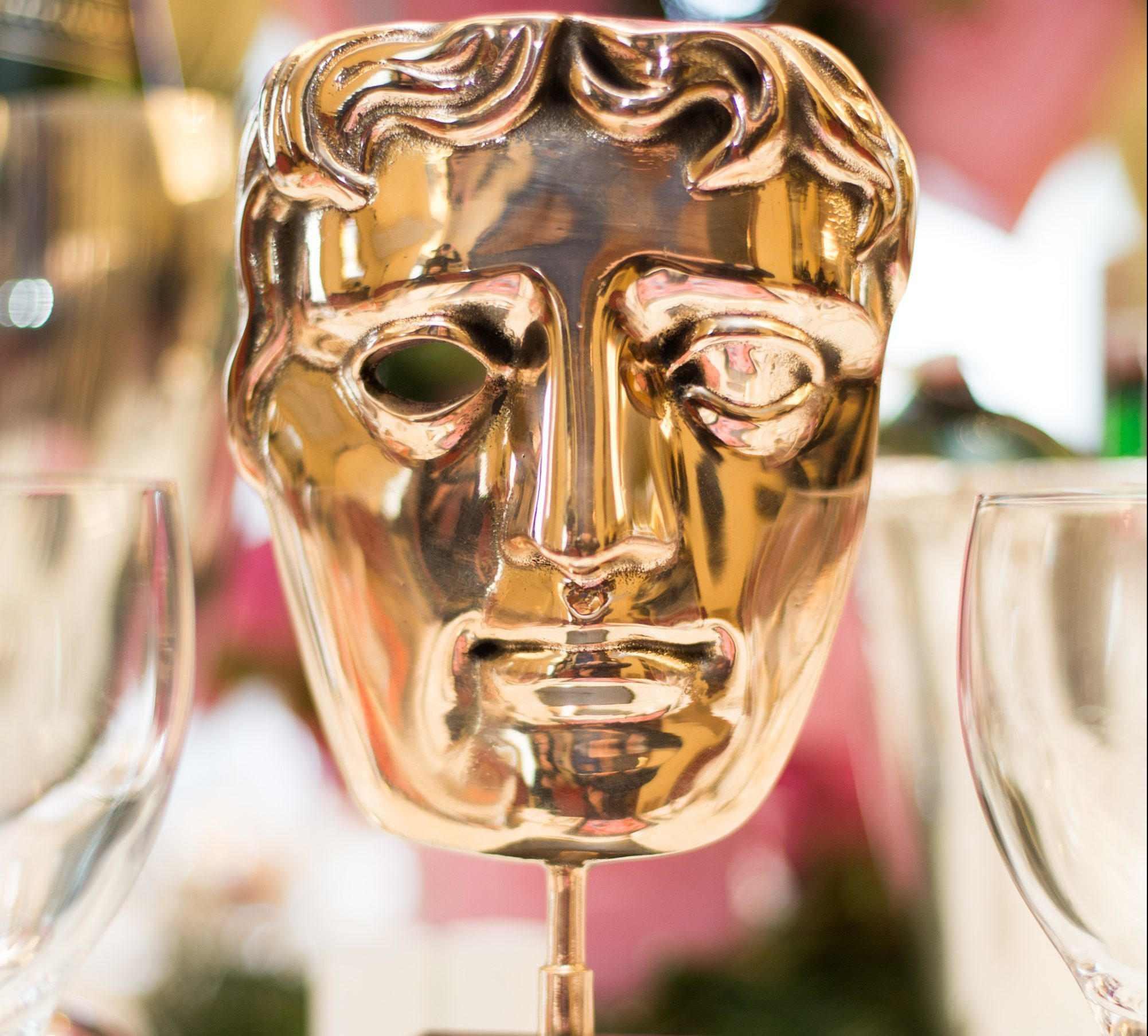 The iconic BAFTAs mask  (PA)