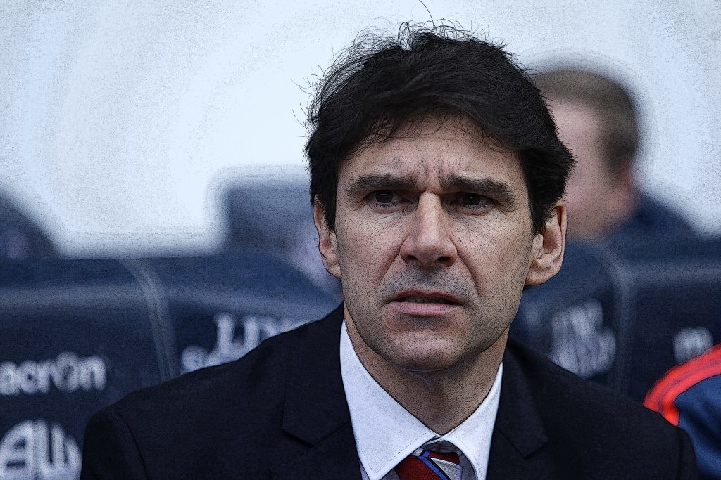 Middlesbrough manager Aitor Karanka (Getty Images)