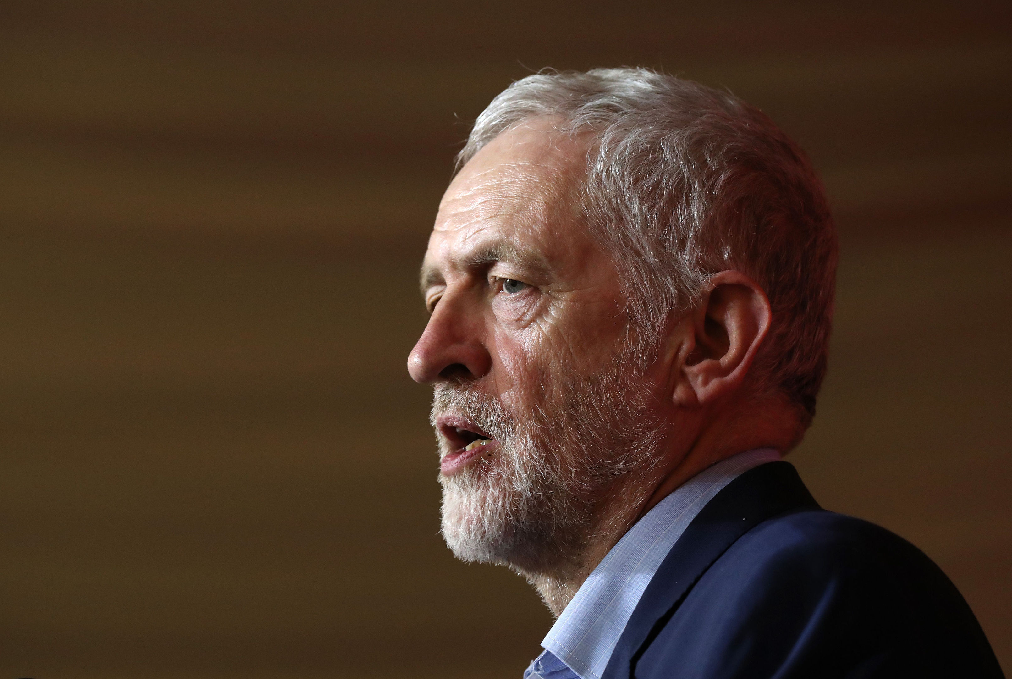 Labour party leader Jeremy Corbyn (Peter Byrne/PA Wire)