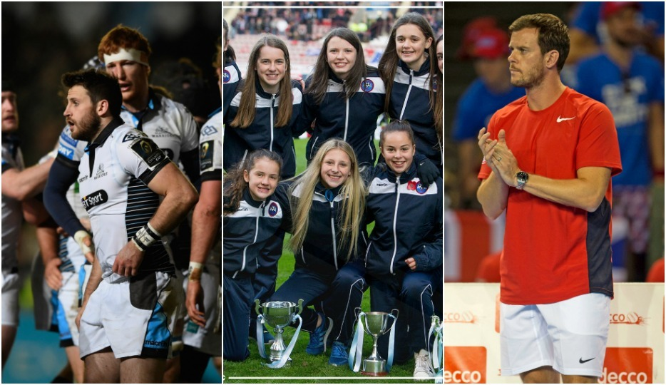 We reveal the nominees for Coach and Team of the Year