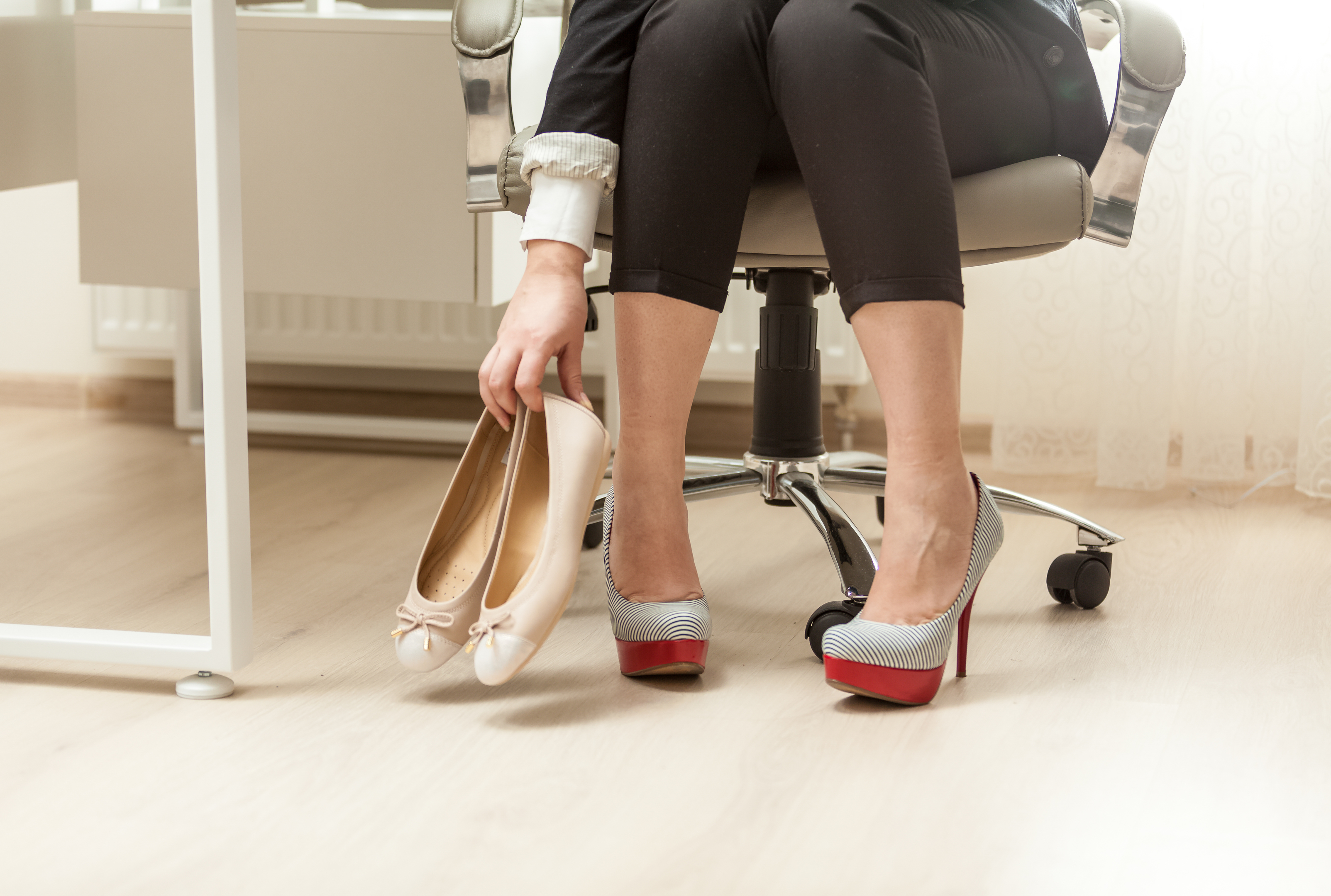 Workplace rules for women have been labelled 'outdated' and 'sexist' (iStock)