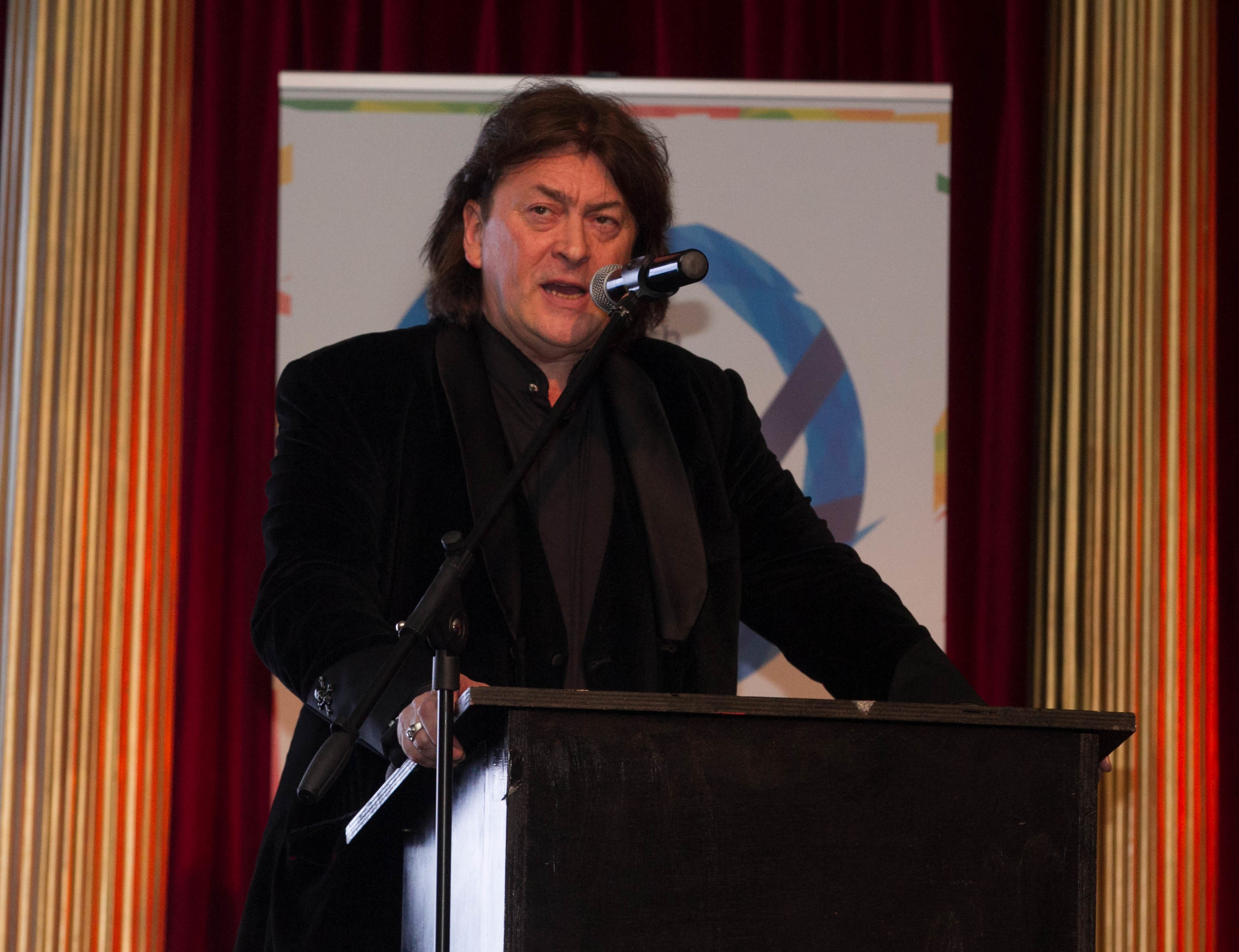 Donald MacLeod (Chris Austin / DC Thomson)