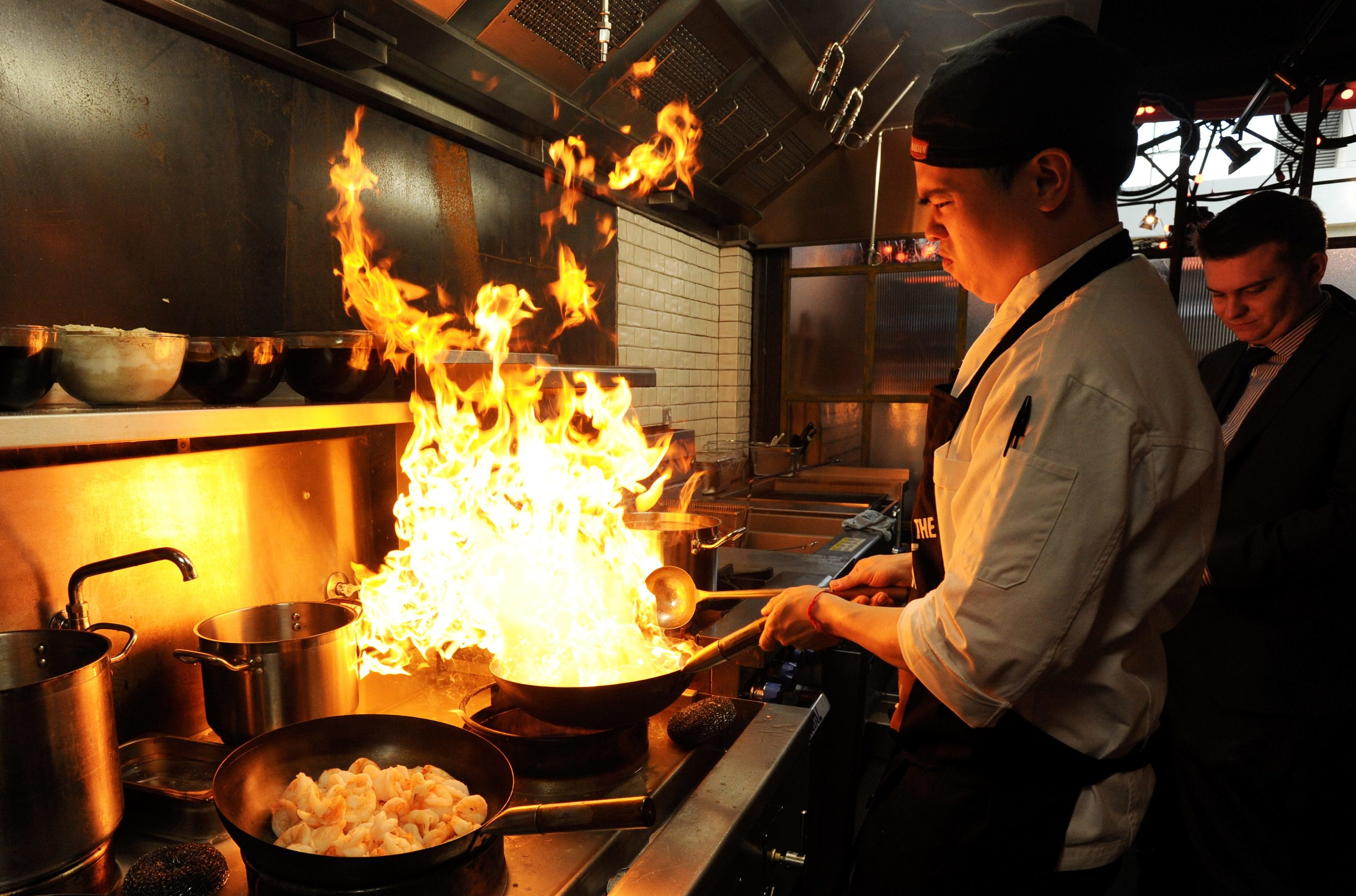 Aberdeen's Thaikhun restaurant (Kath Flannery)