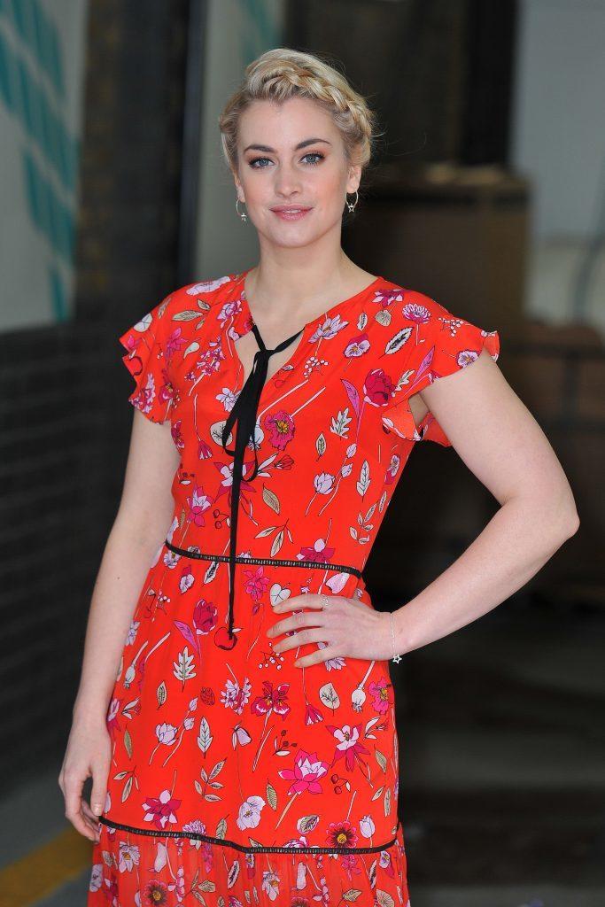 Actress Stefanie Martini (HGL/GC Images)