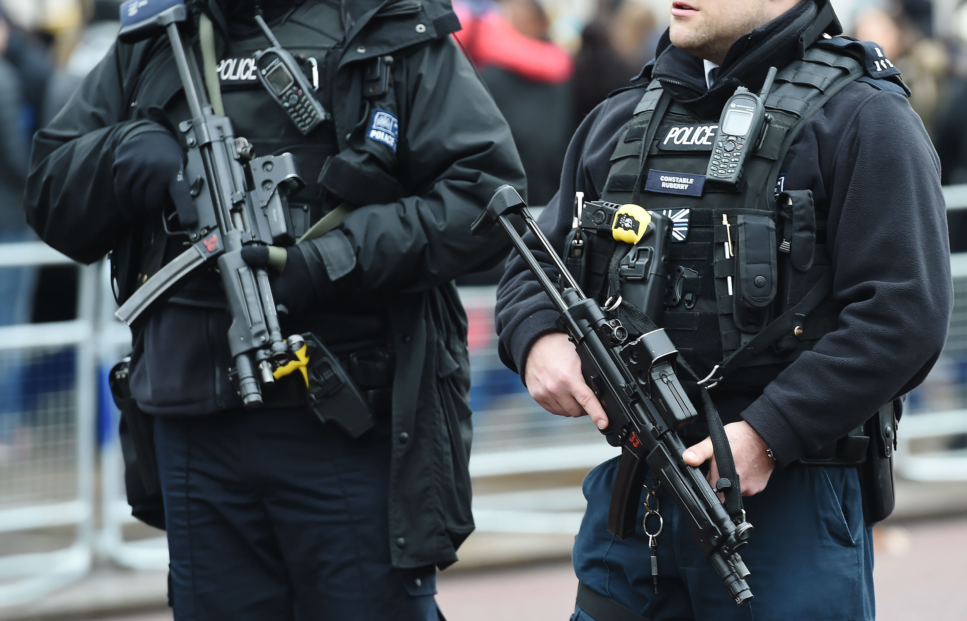 The report suggests that integration appears to be jeopardised by certain aspects of counter-terrorism policy (Charlotte Ball/PA Wire)