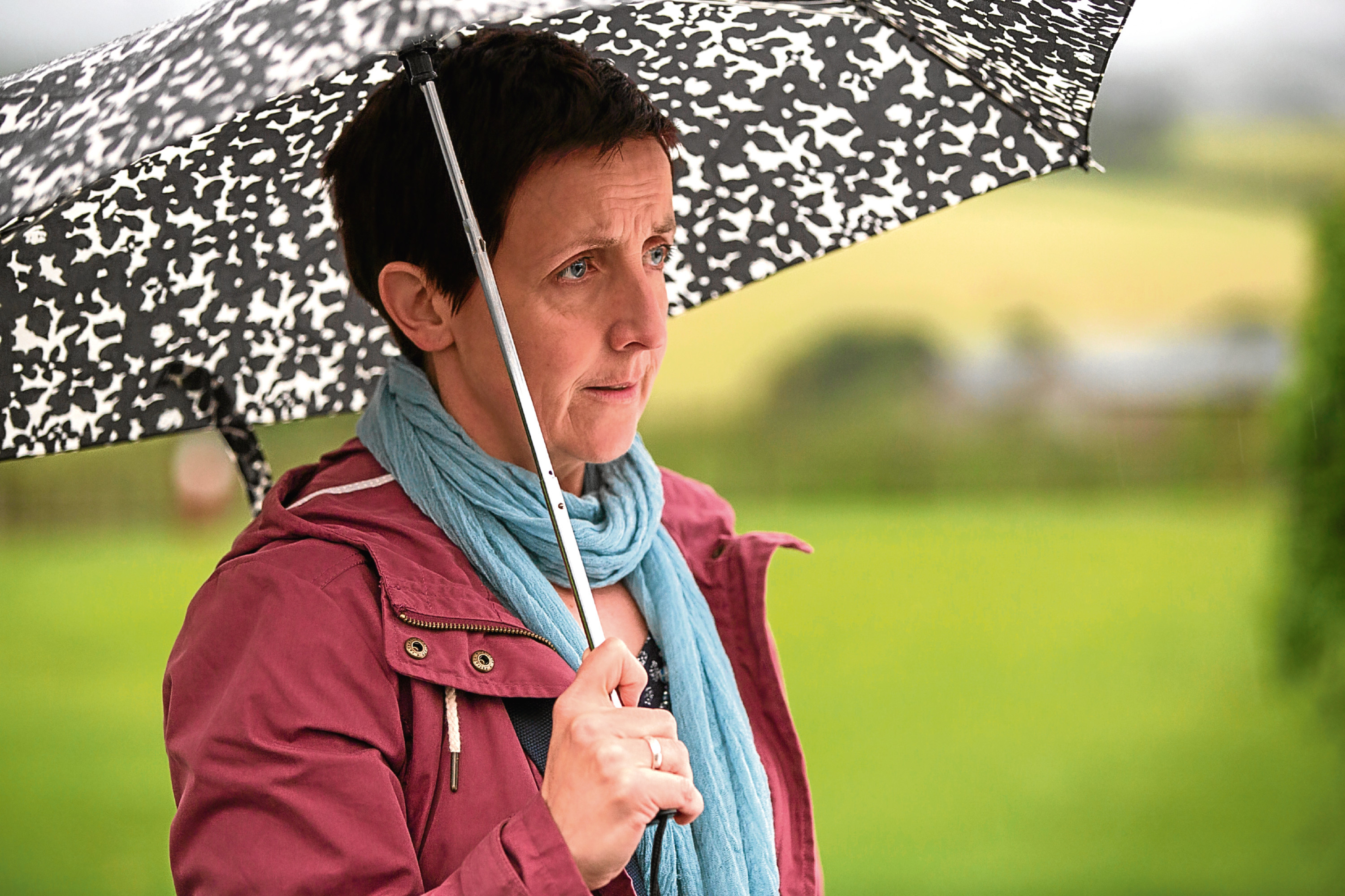 Julie as Trish in Broadchurch (ITV)