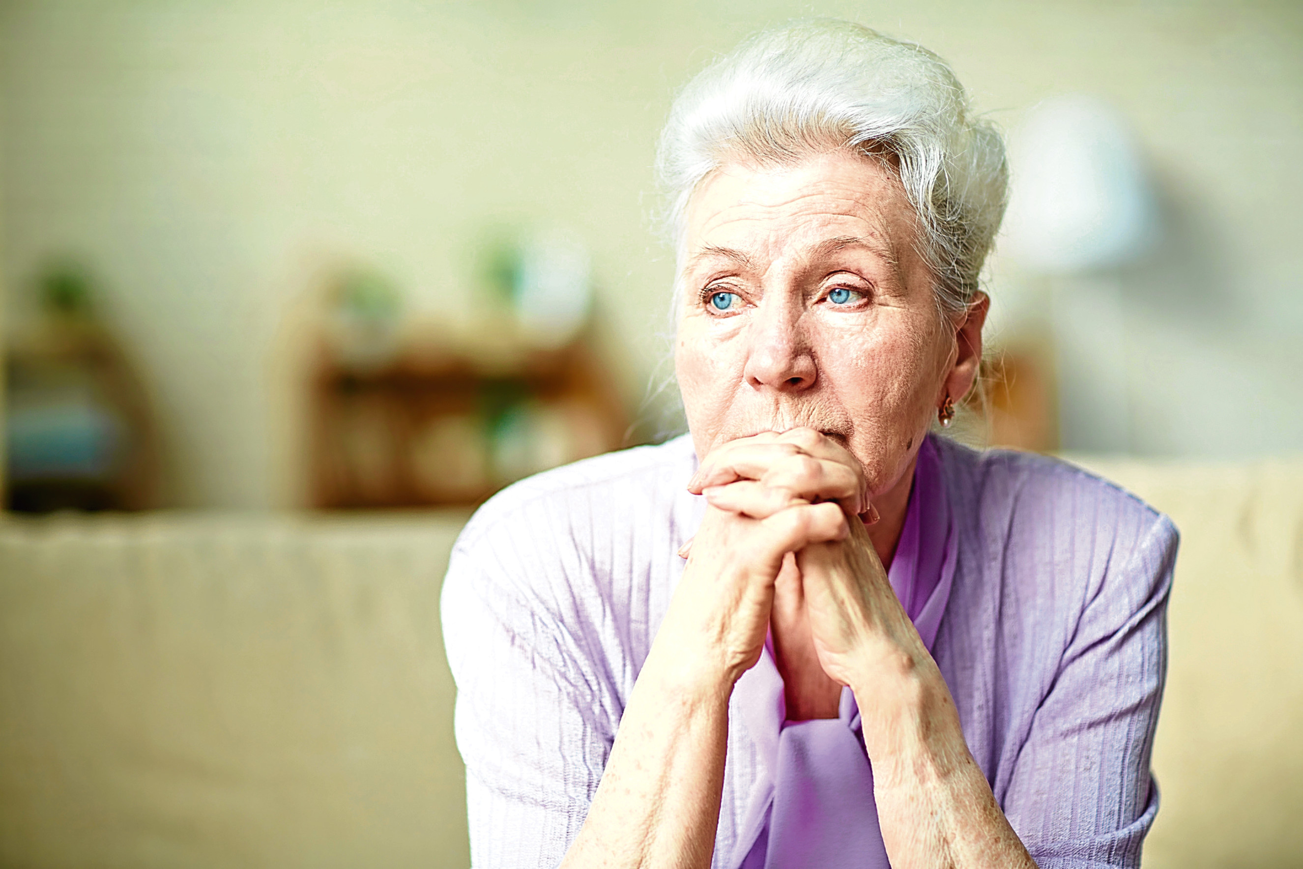 Too many lonely people are suffering in silence. (Getty Images)