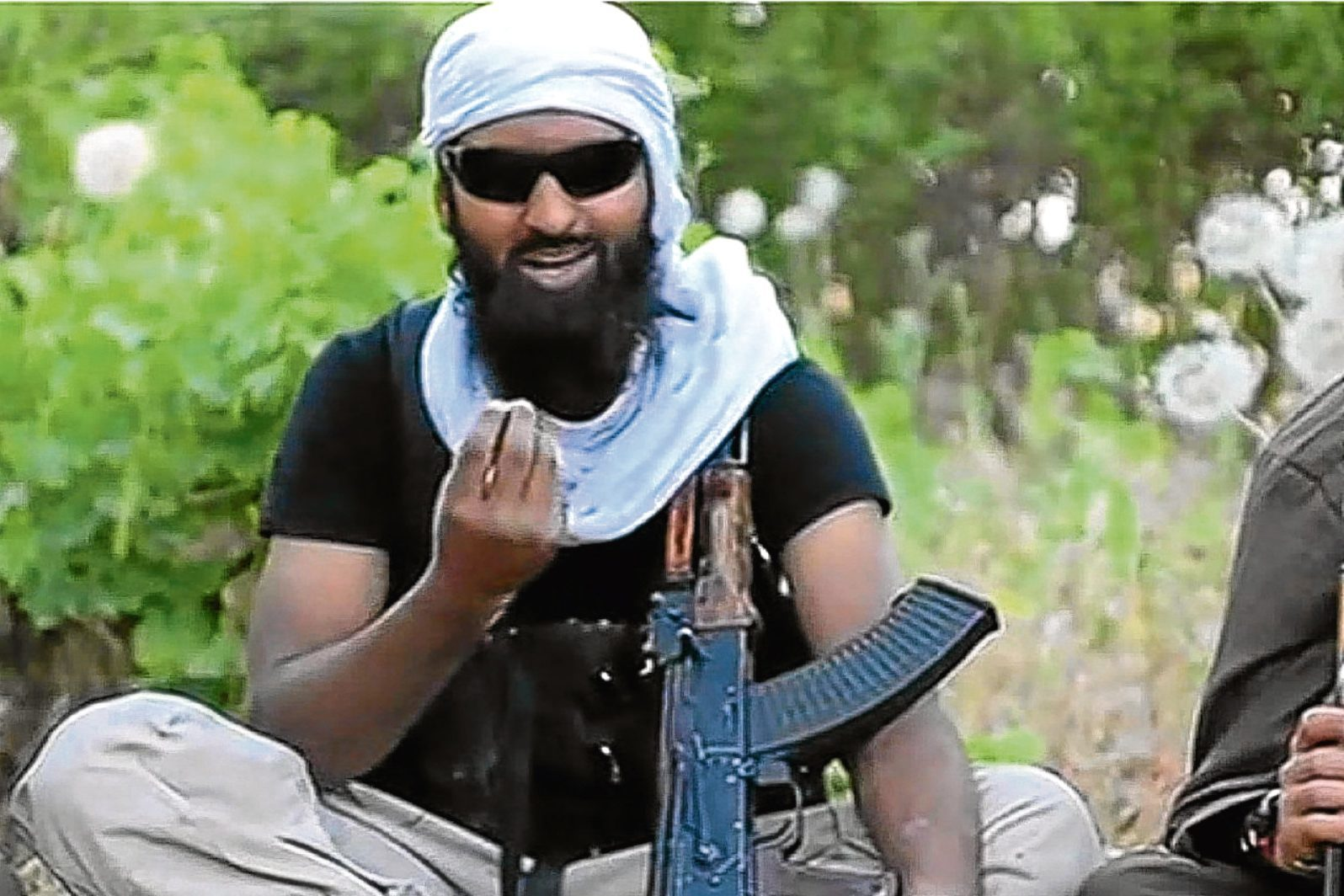 Isis Jihadi Ruhul Amin (aka Abdul Raqib Amin) grew up in Aberdeen before pursuing radicalism