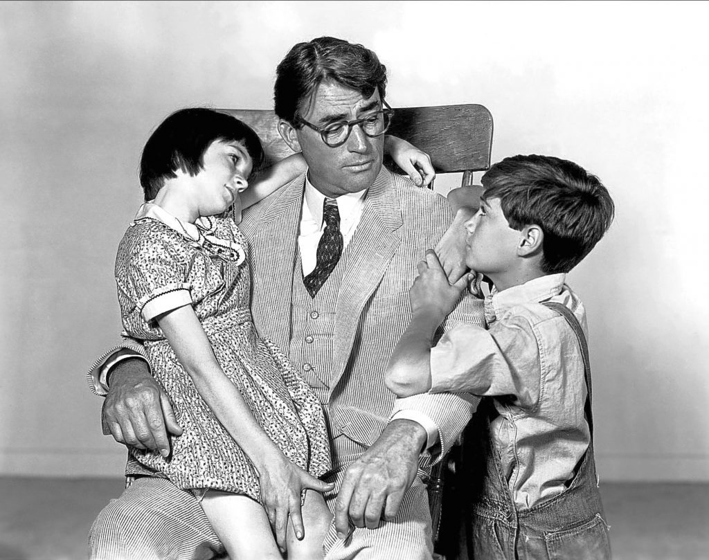 Gregory in To Kill A Mockingbird, 1962 (Allstar/UNIVERSAL)