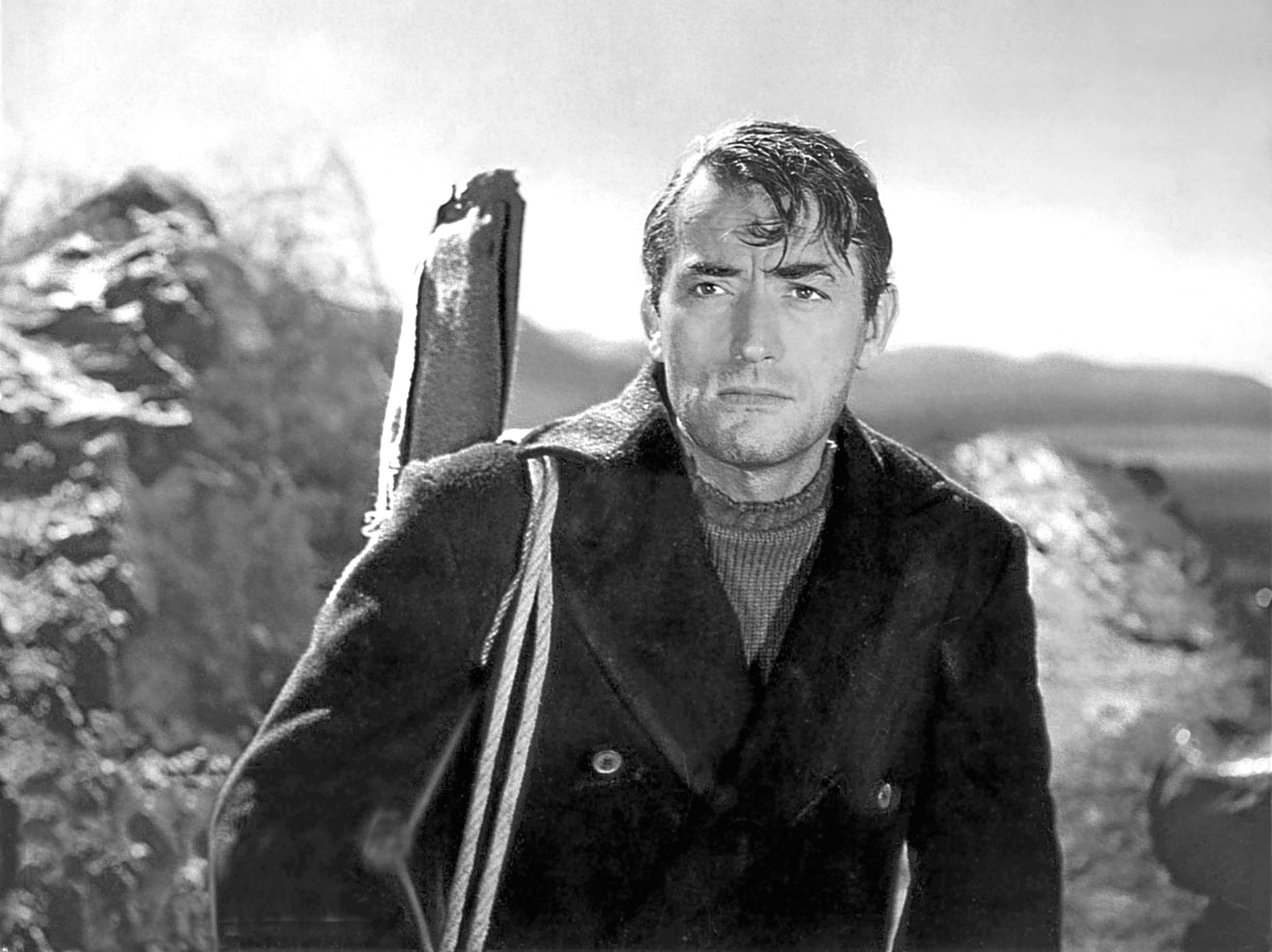 Gregory Peck in The Guns of Navarone, 1961 (Allstar/COLUMBIA)