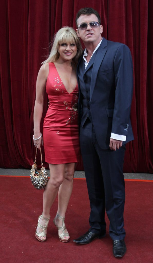 Shane and Chrissie (Danny Martindale/Getty Images)