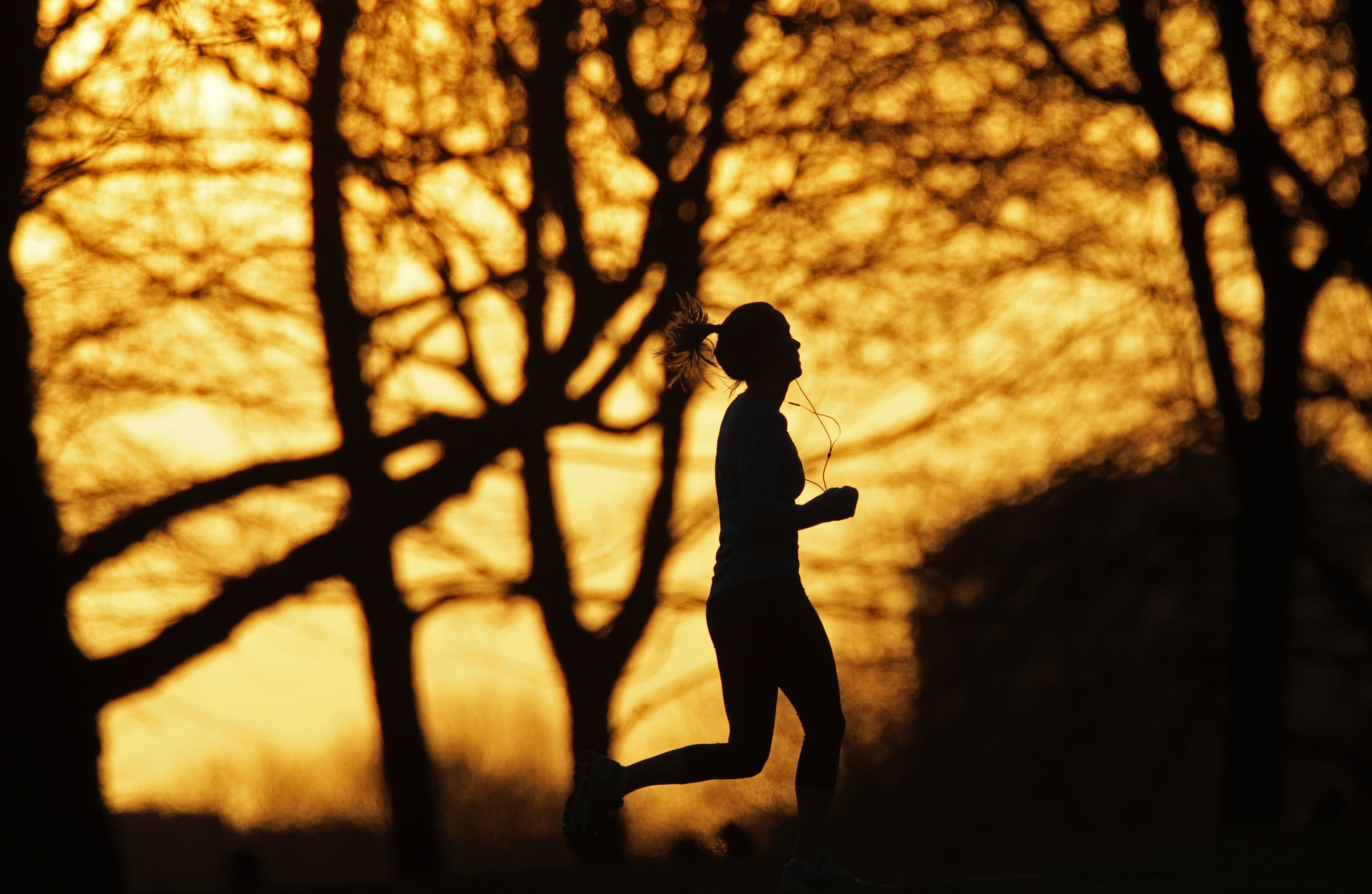 The survey of more than 2,000 people across the UK has found that 25% have shied away from physical activity because of pain in their joints. (Yui Mok/PA Wire)