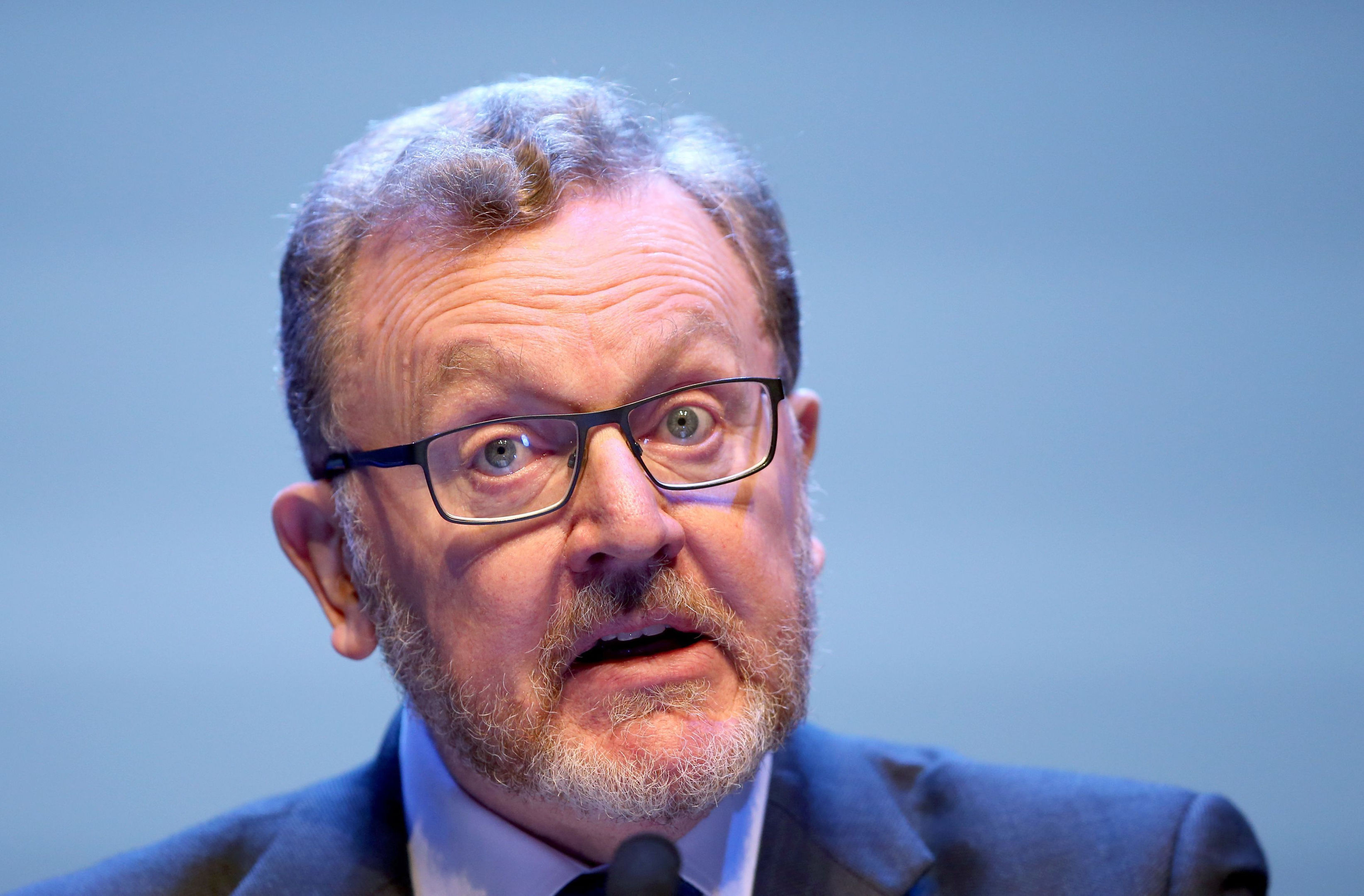 Scottish Secretary David Mundell, as the UK Government will reject a request from the Scottish Government for a second referendum (Jane Barlow/PA Wire)