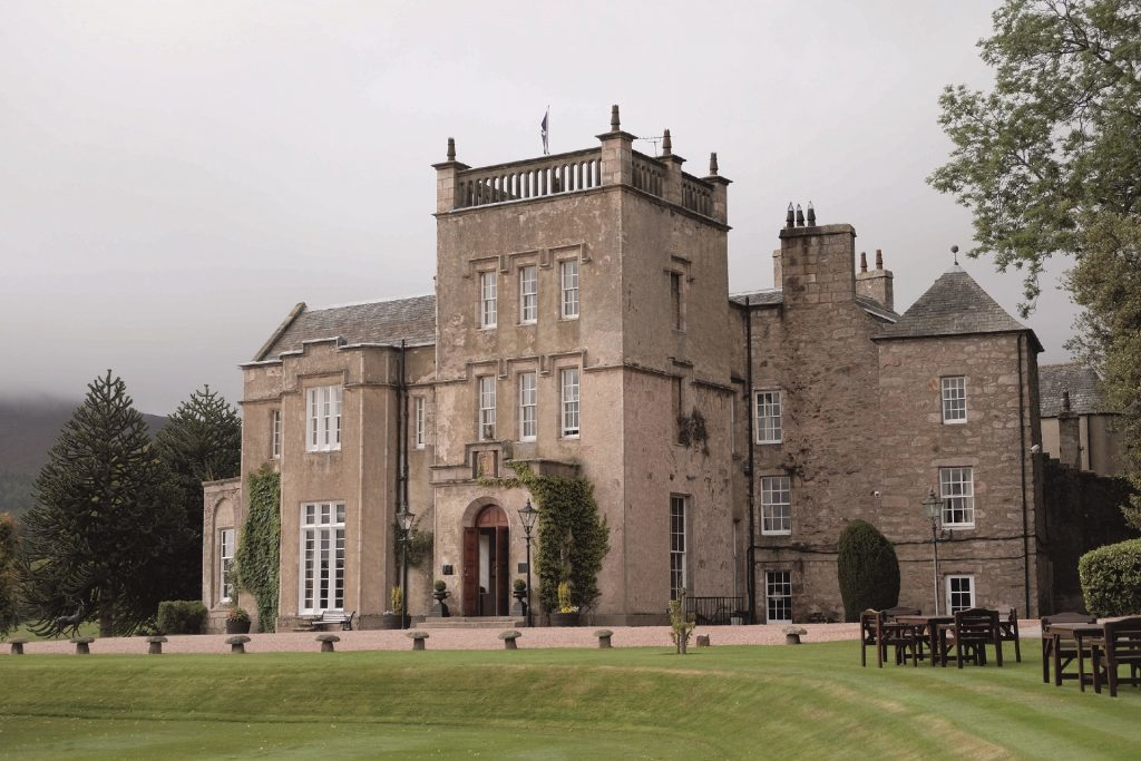 Pittodrie House, Inverurie