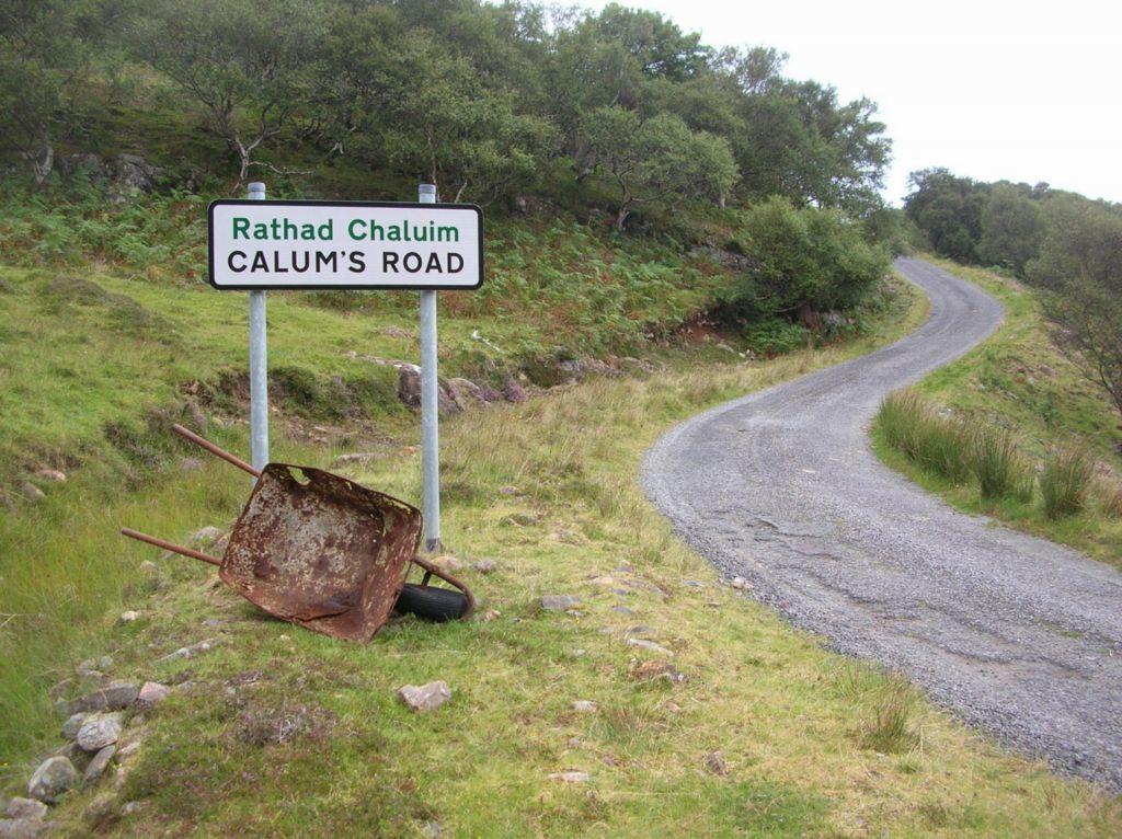 Raasay - Calum's Road_18375983