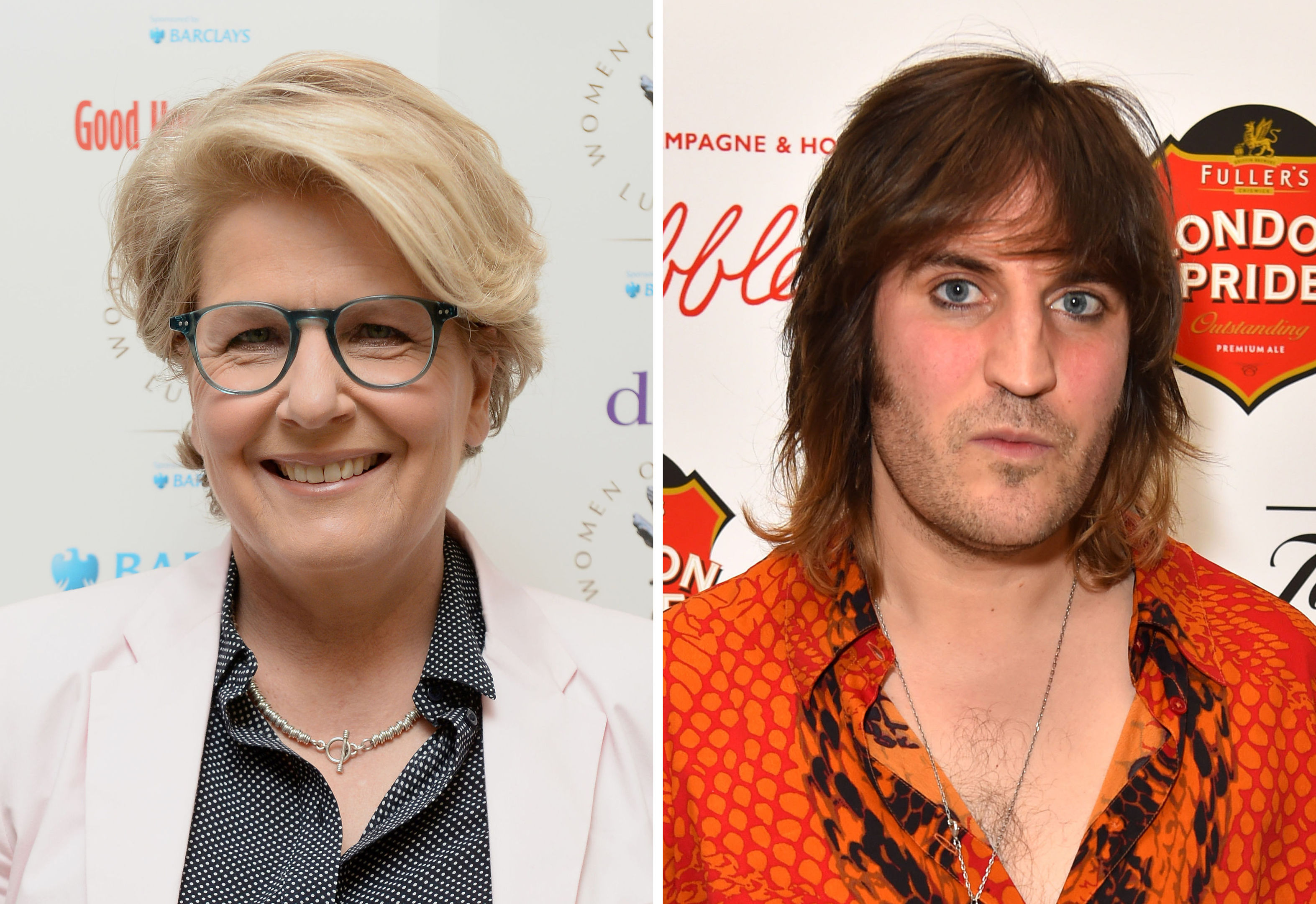 Presenters Sandi Toksvig and Noel Fielding will host the new-look Bake Off show, which has moved from the BBC after it was sold by Love Productions last year. (PA Wire)