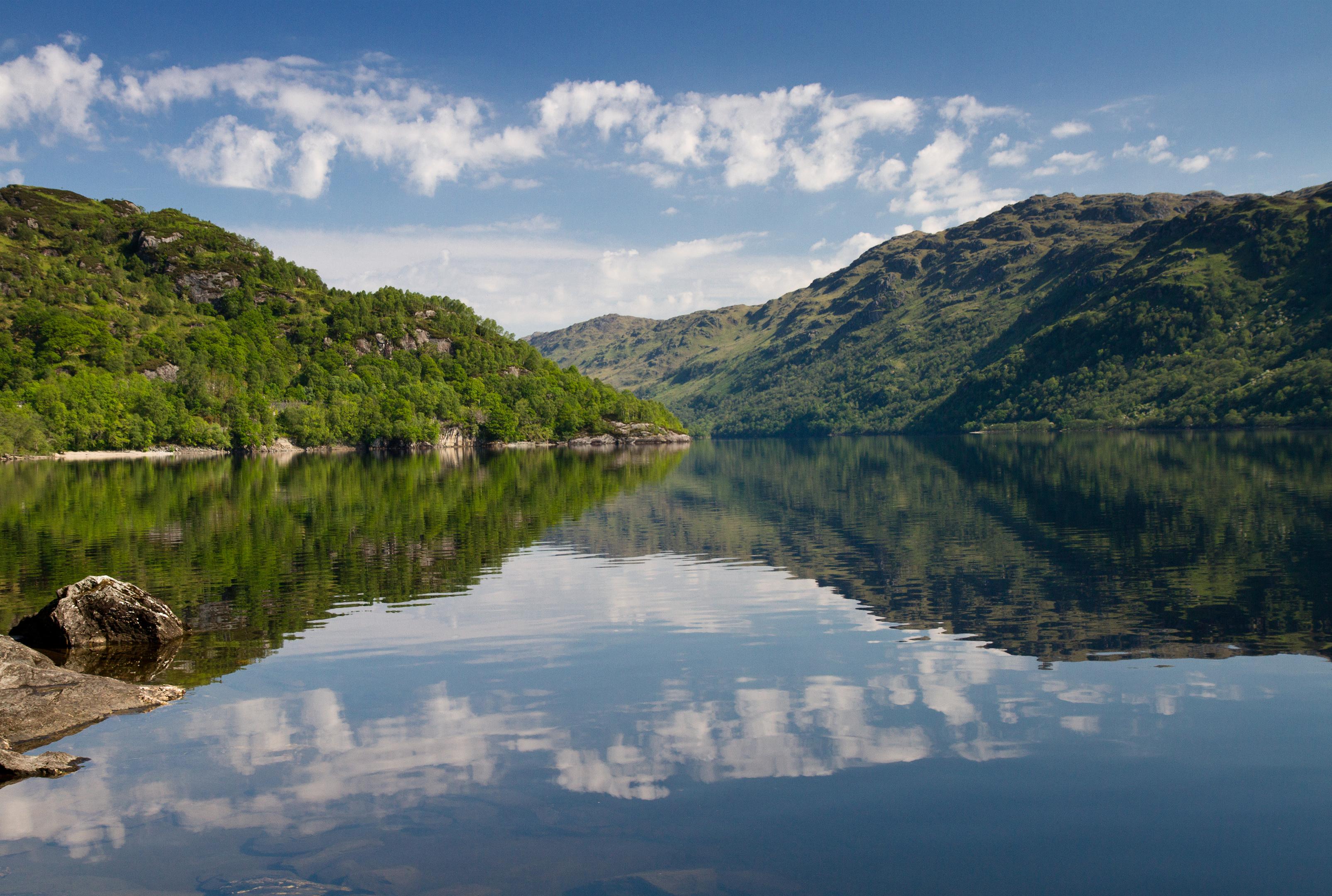 Loch Lomond (iStock)