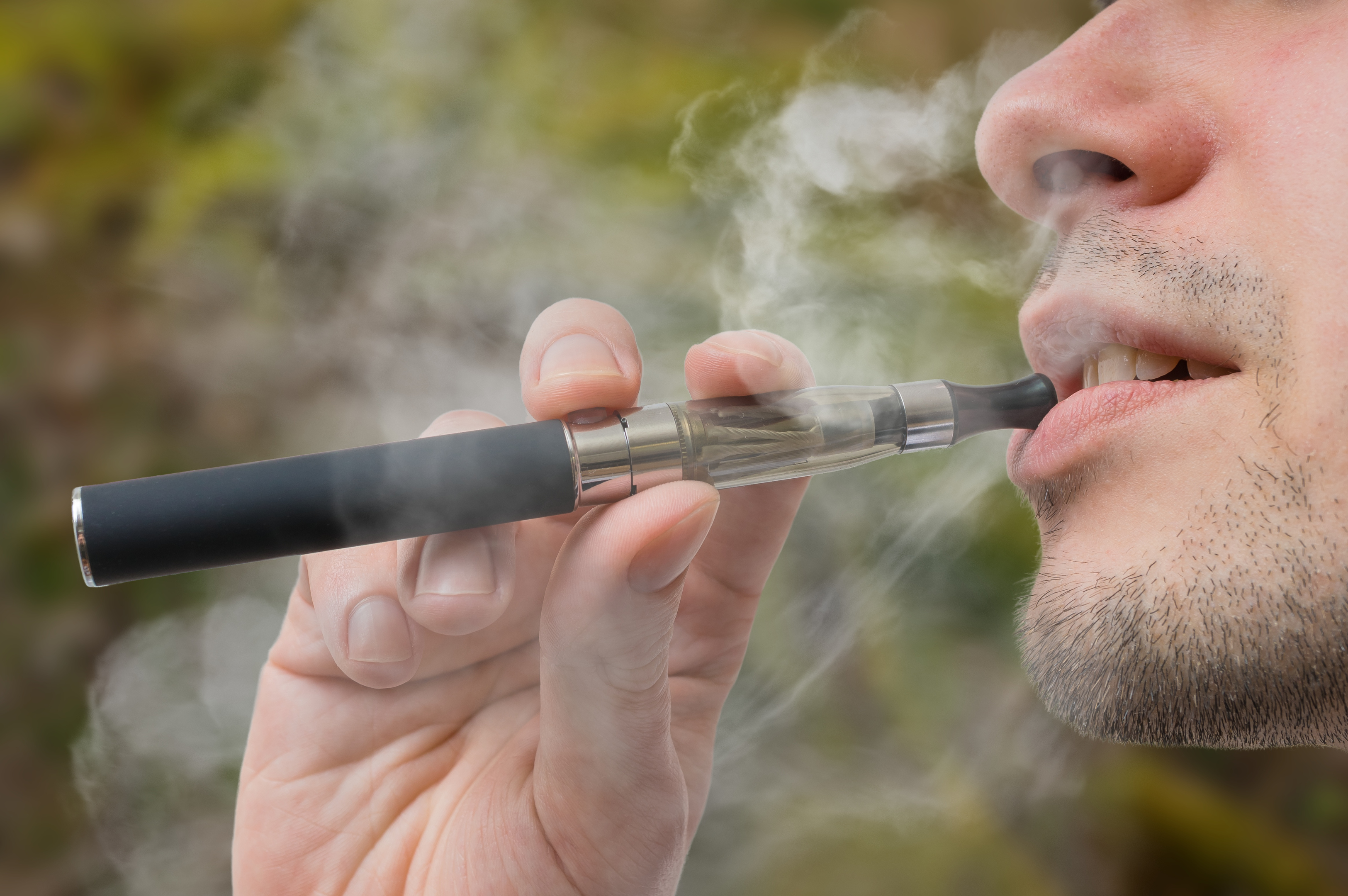 It is now illegal to sell e-cigarettes to under 18s (Getty Images)
