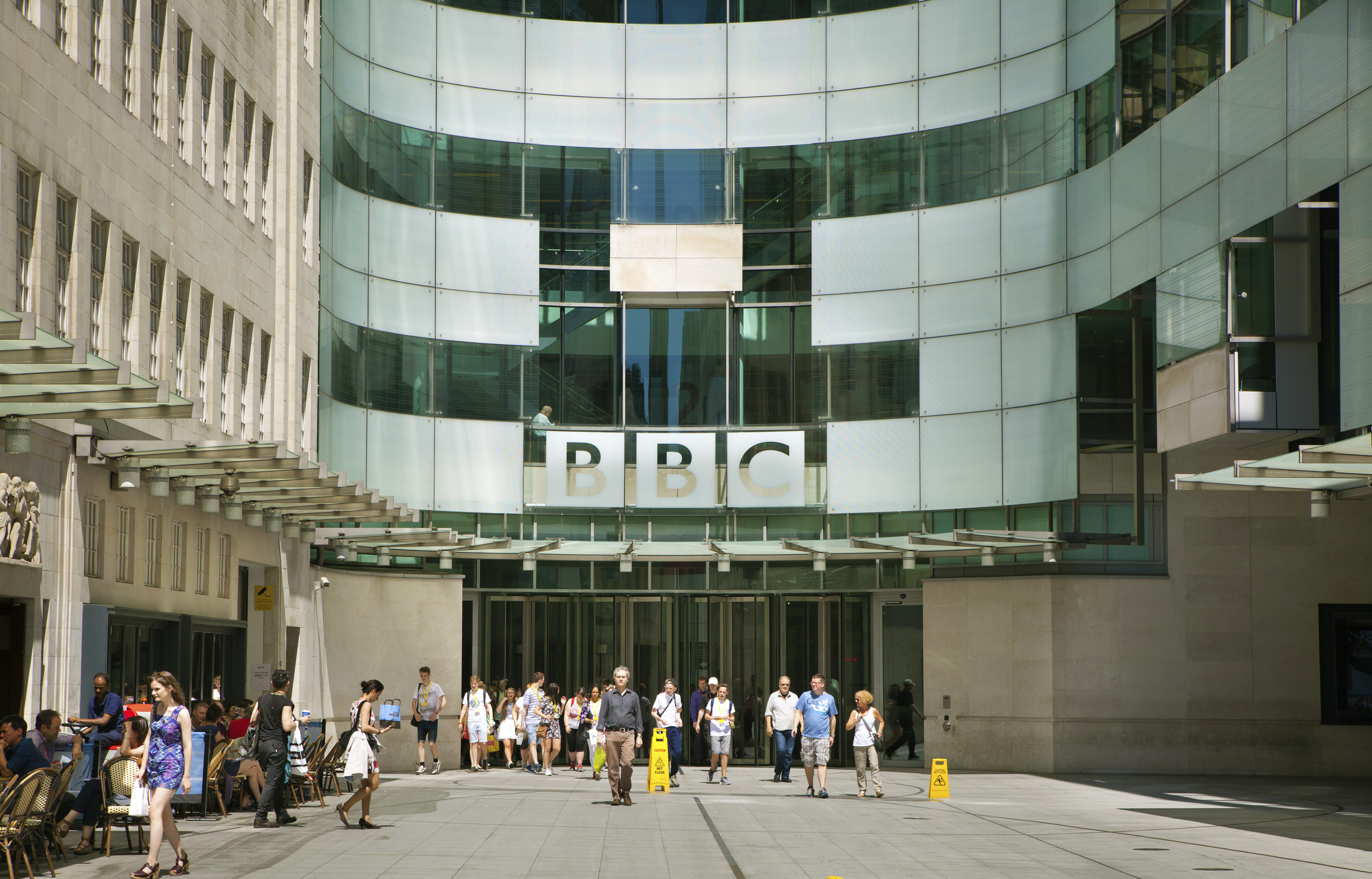 The annual fee for BBC programming will increase to £147 from £145.50 on April 1 this year (iStock)
