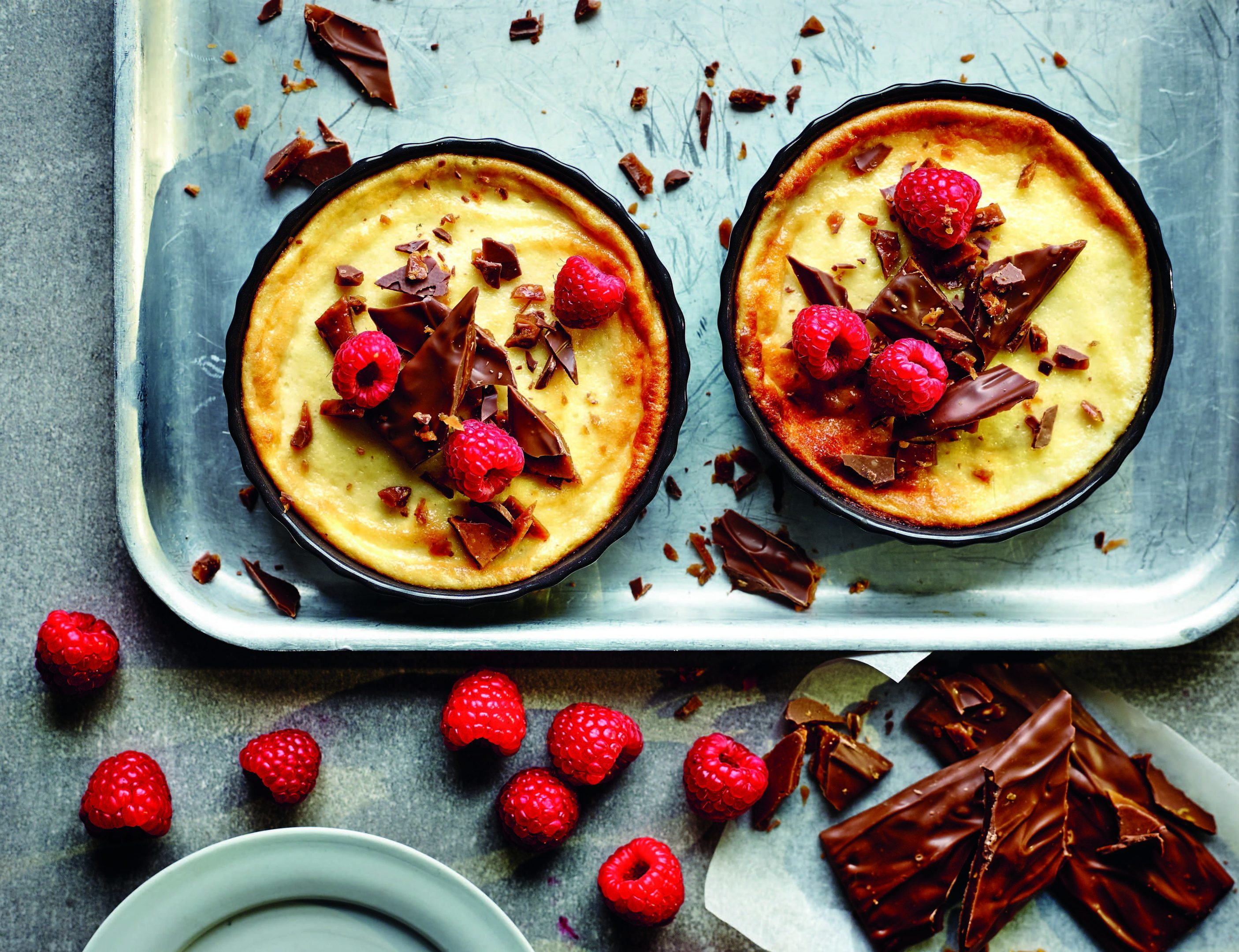 Cheesecakes, from Tom's Daily Plan