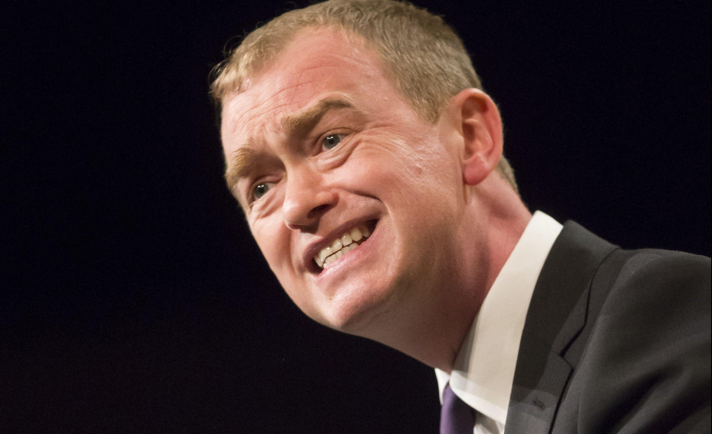 Liberal Democrat leader Tim Farron (Danny Lawson/PA Wire)