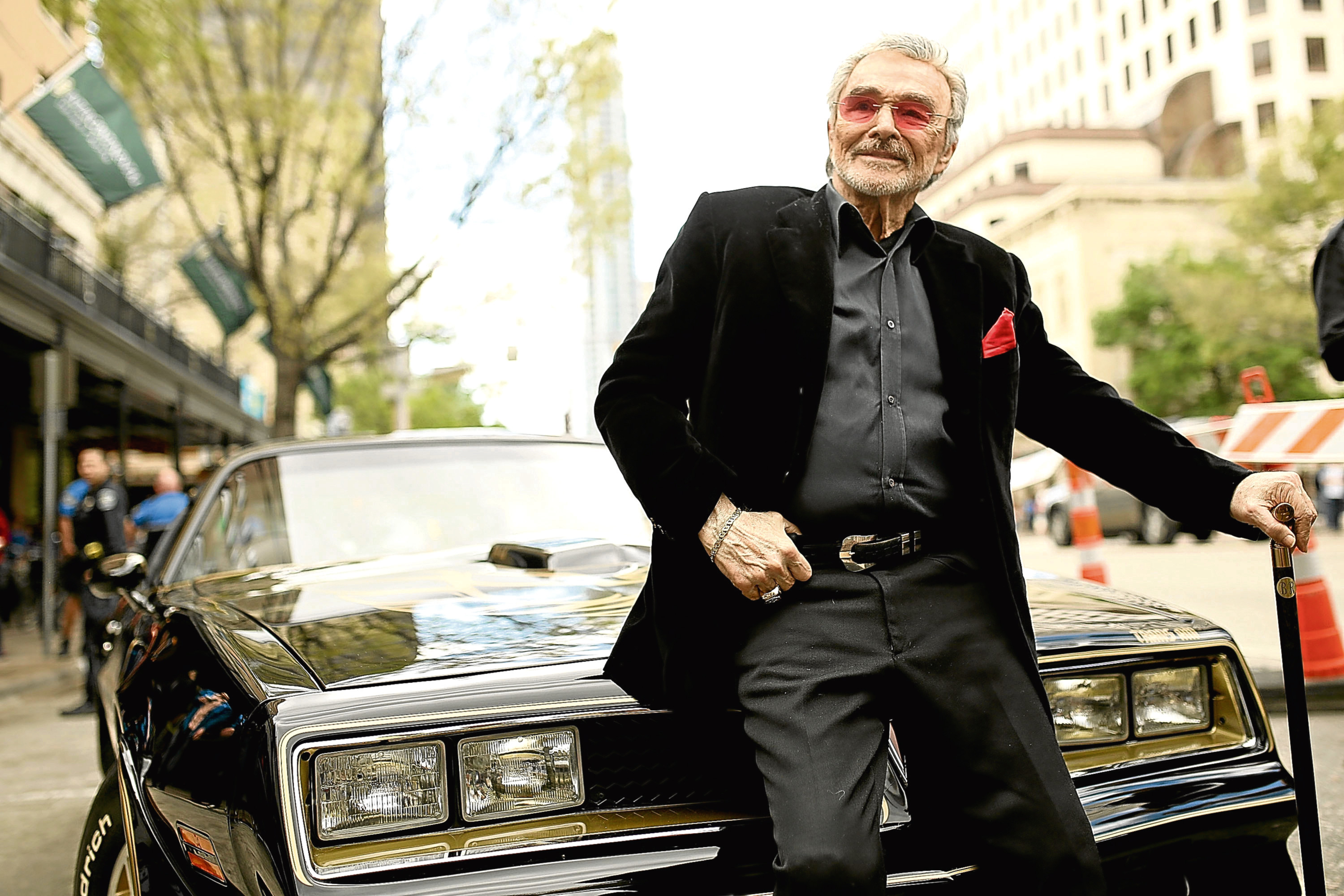 Actor Burt Reynolds (Mike Windle/Getty Images for SXSW)