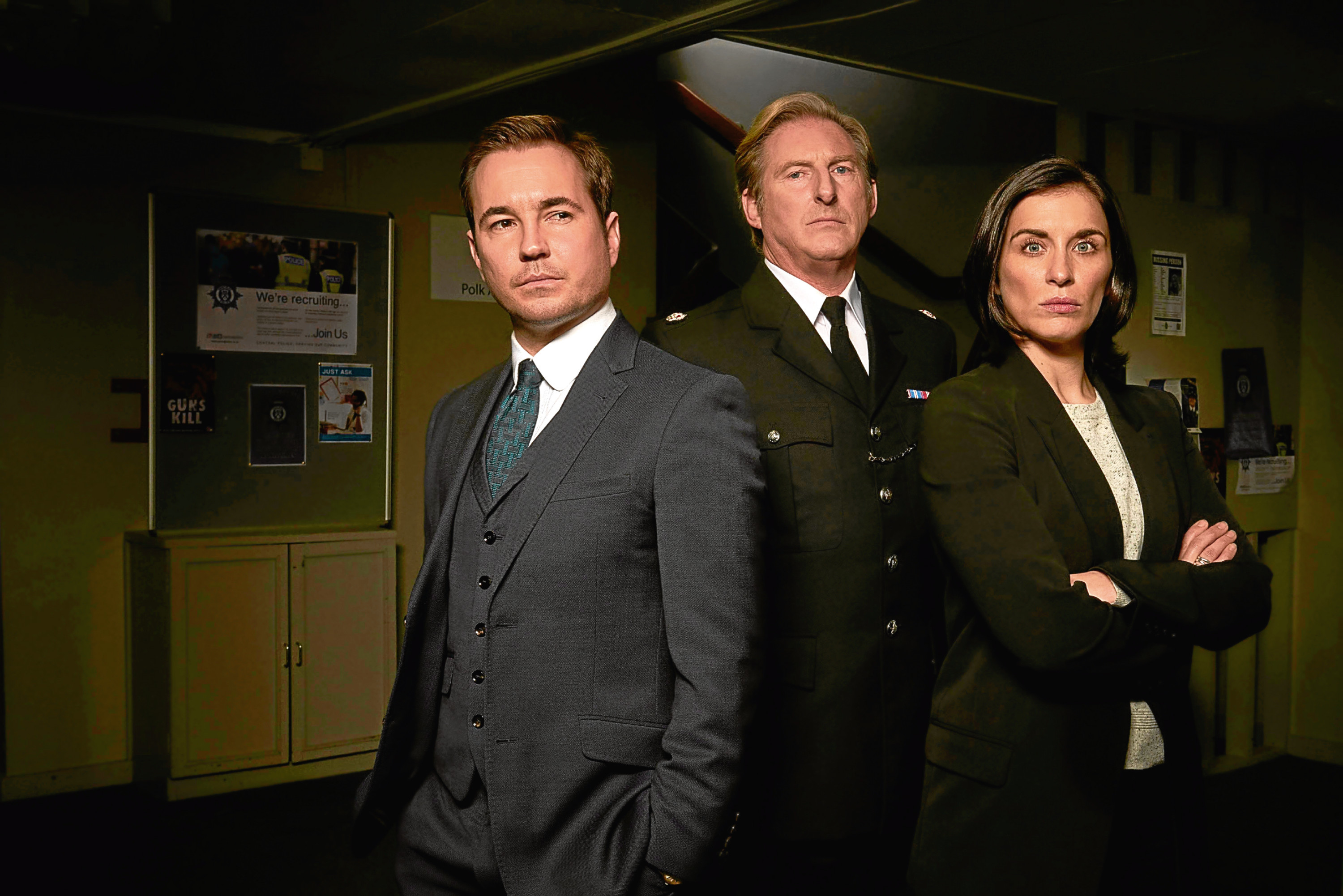 Line of Duty (World Productions, Des Willie)