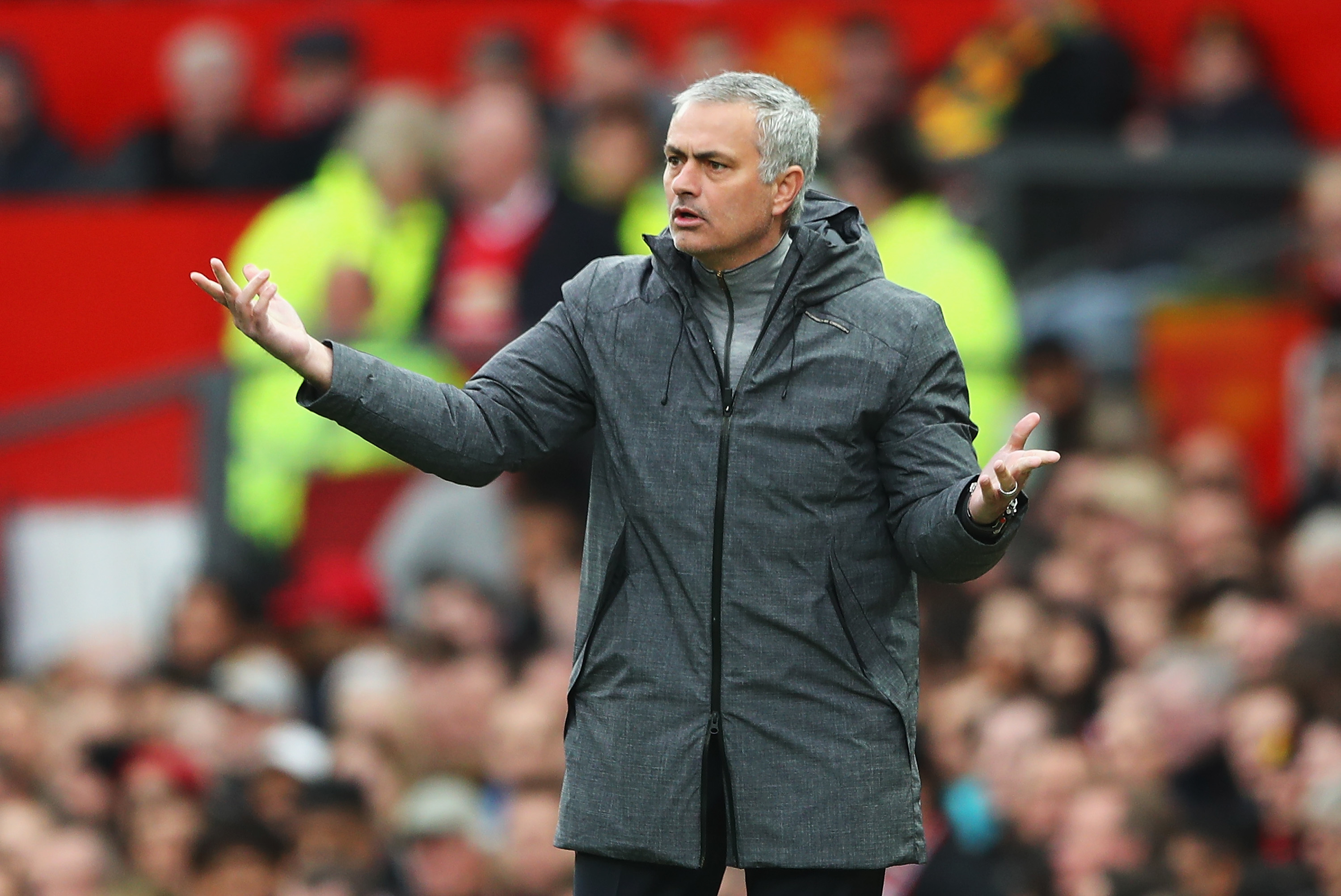Jose Mourinho (Matt Lewis/Getty Images)