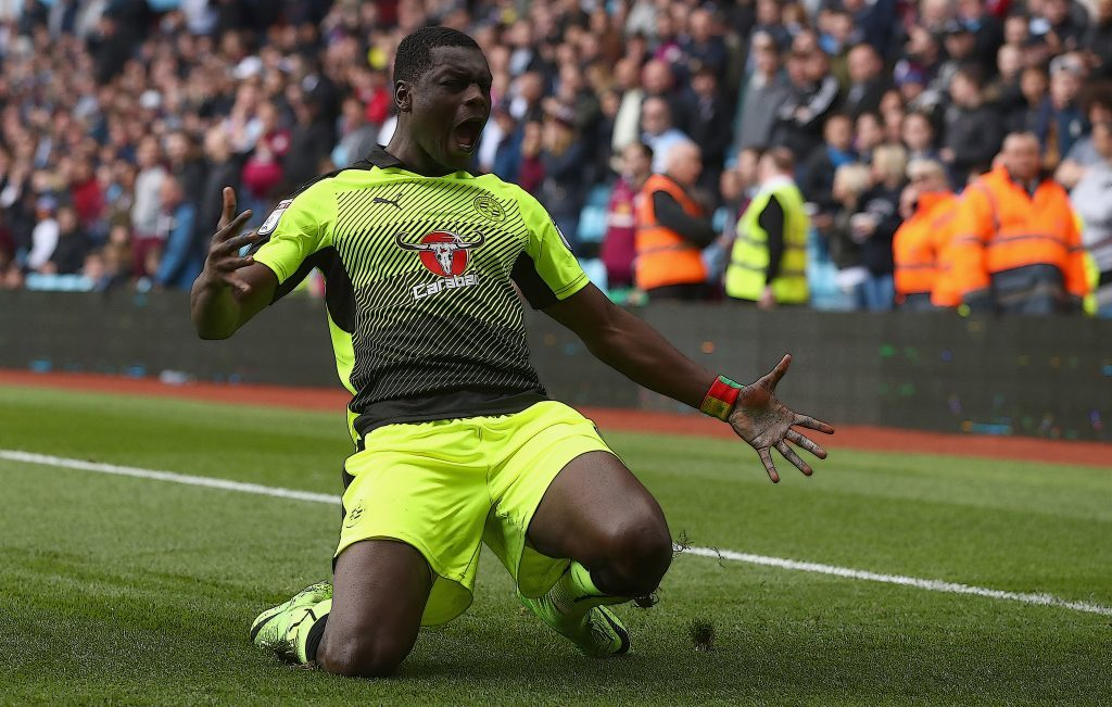 Joseph Mendes of Reading (Matthew Lewis/Getty Images)