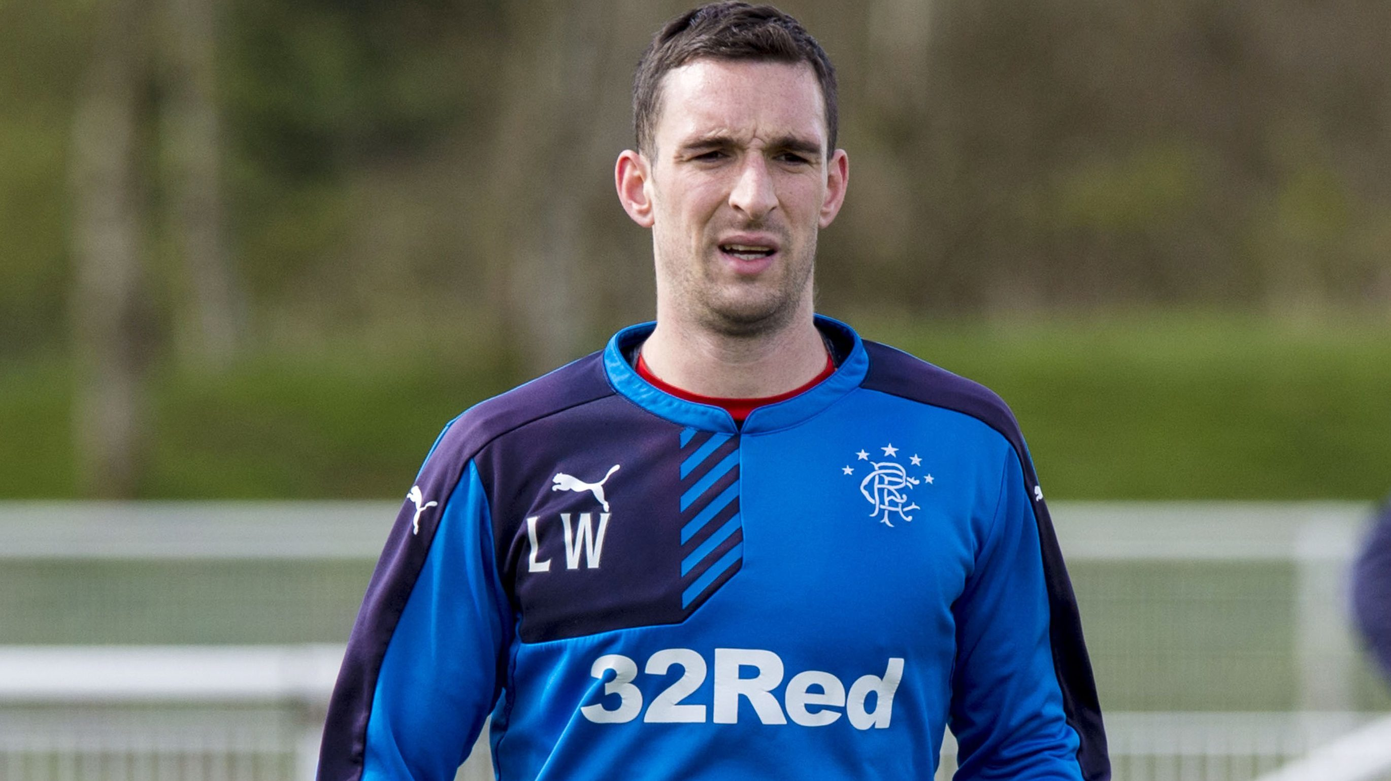 Rangers captain Lee Wallace (SNS Group)