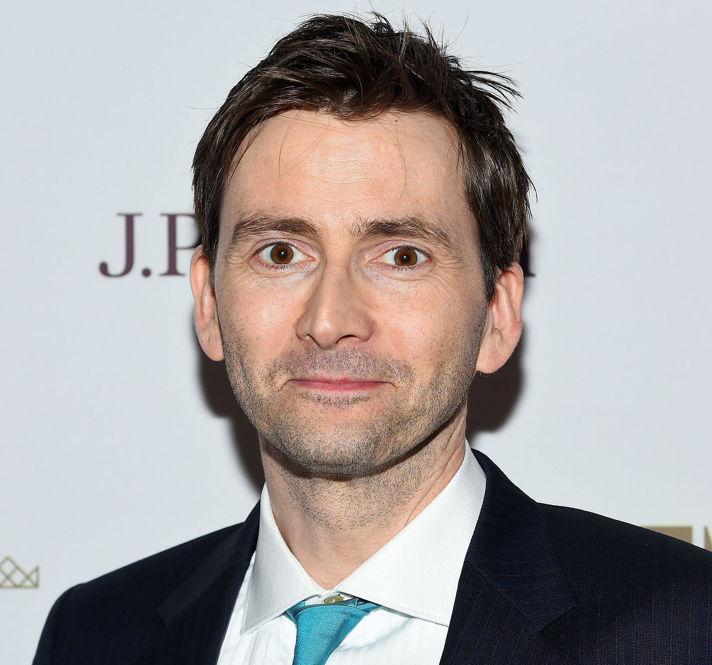 David Tennant, who plays detective Alec Hardy in ITV's Broadchurch (Ben Gabbe/Getty Images)