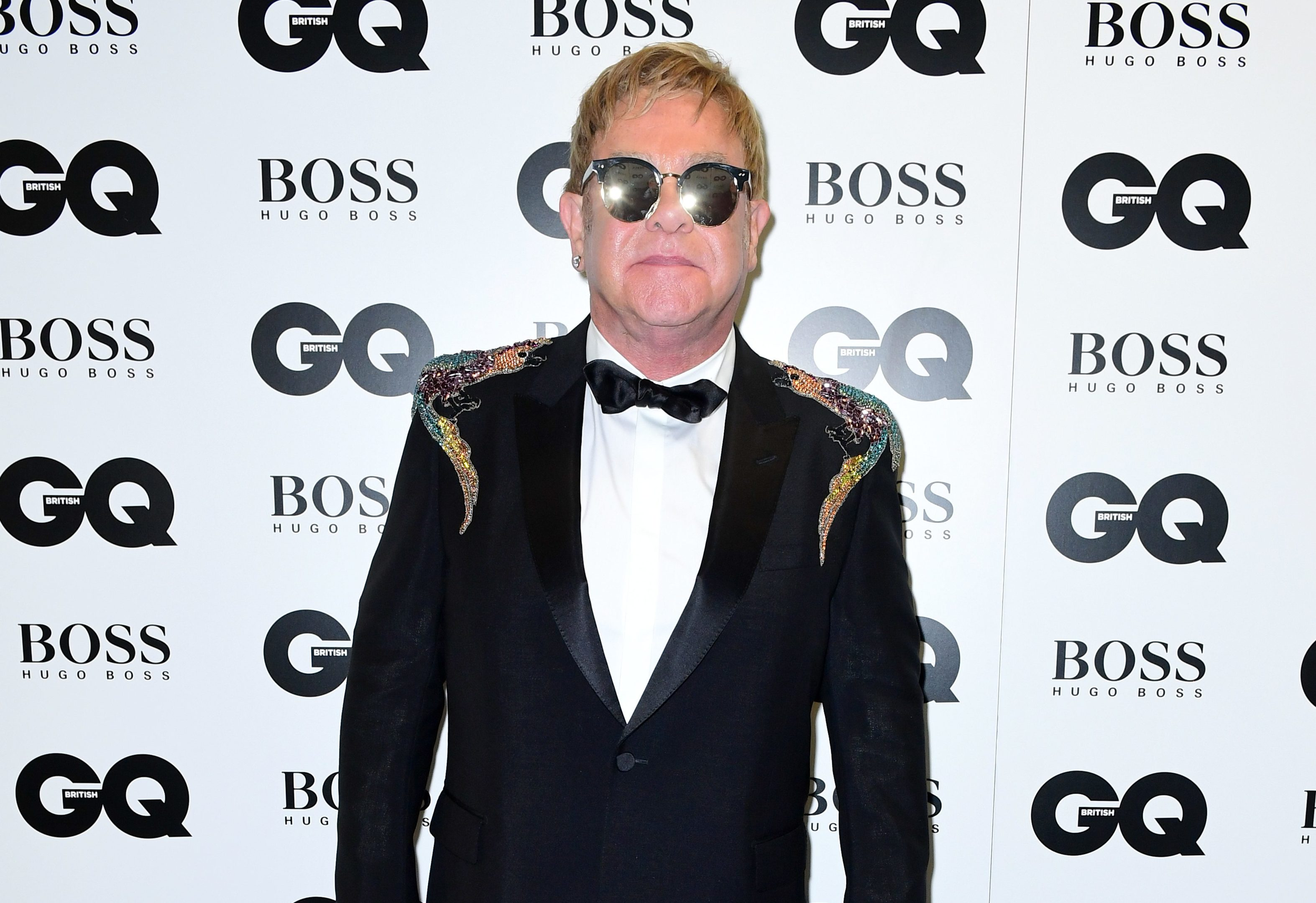 Sir Elton John (Ian West/PA Wire)