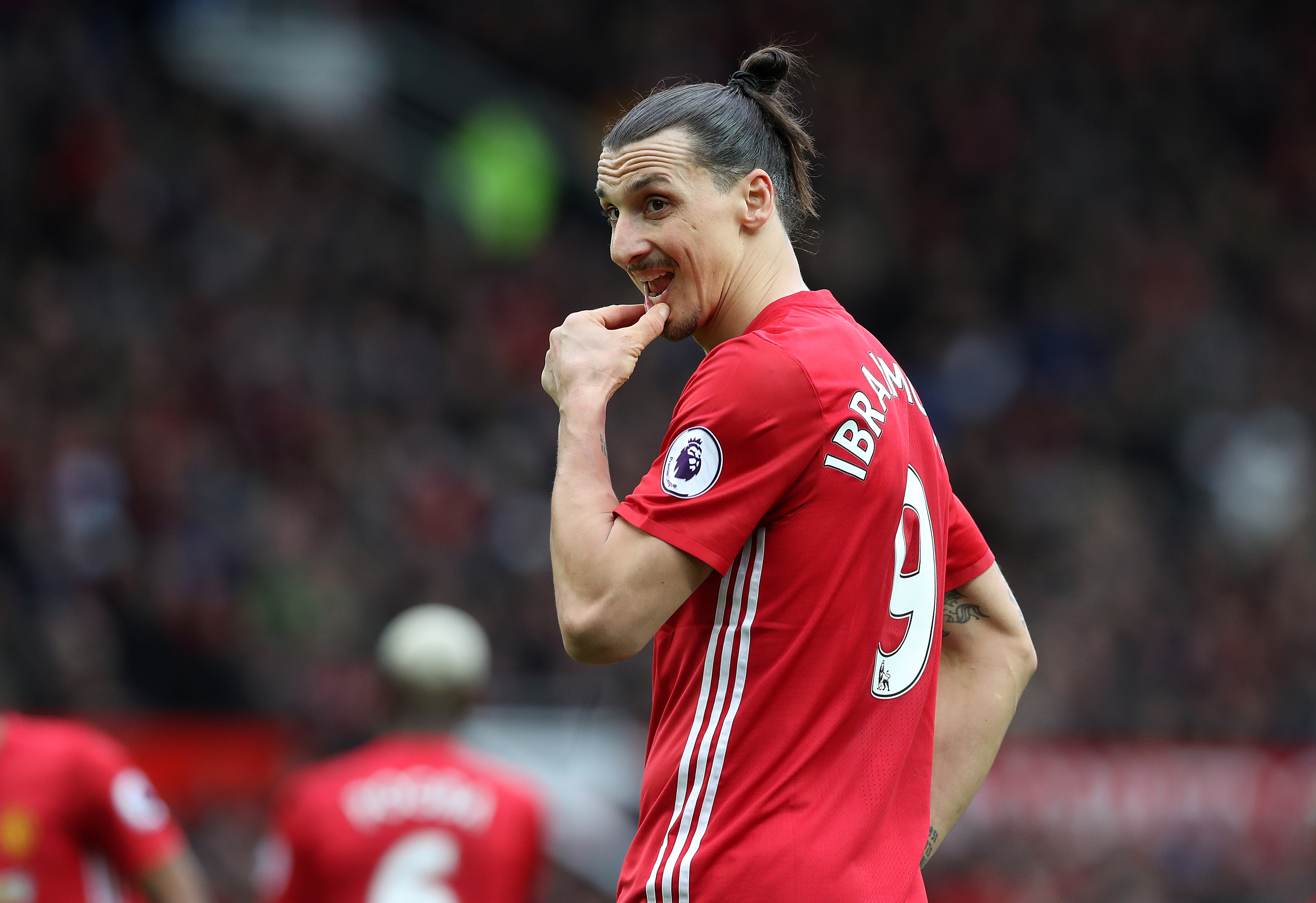 Manchester United's Zlatan Ibrahimovic (Getty Images)