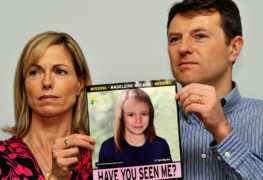 Police identify new suspect in Madeleine McCann disappearance