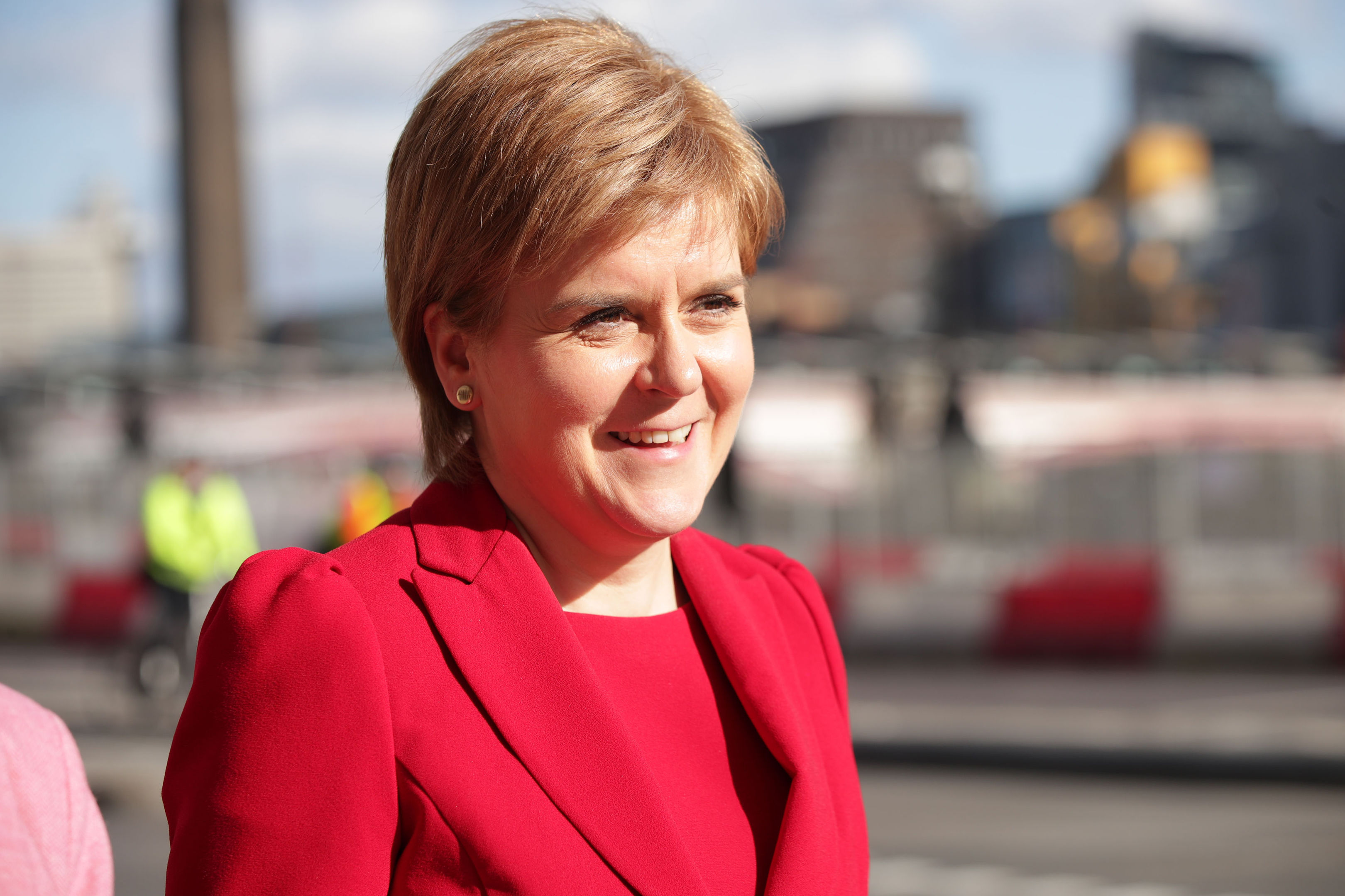 First Minister Nicola Sturgeon (Yui Mok/PA Wire)
