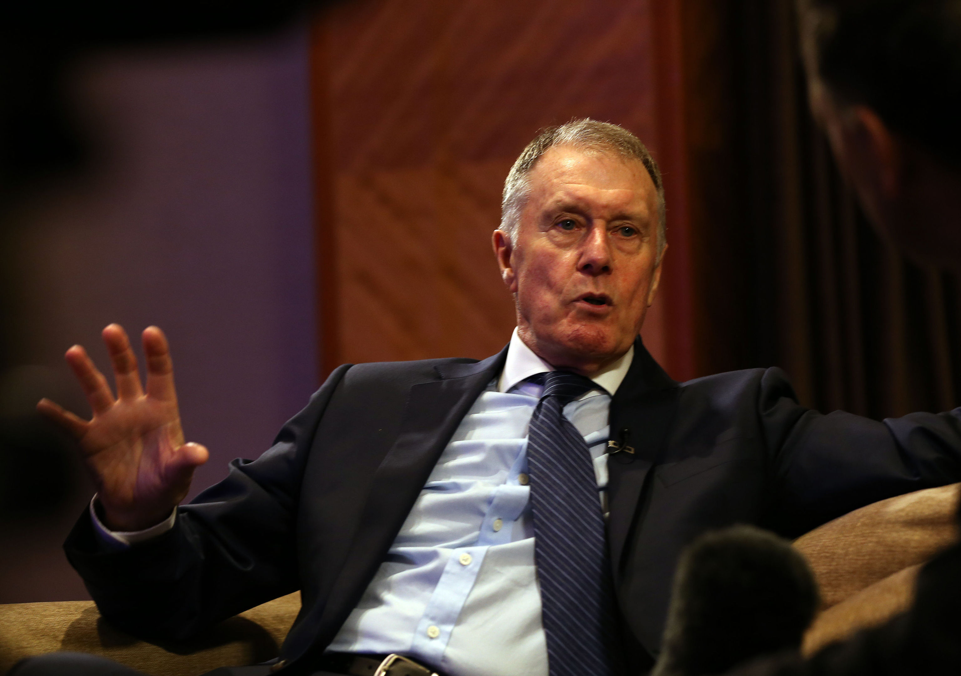 Sir Geoff Hurst (Adam Davy/PA Wire)