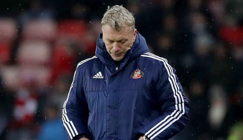 Sunderland manager David Moyes (Owen Humphreys/PA Wire)
