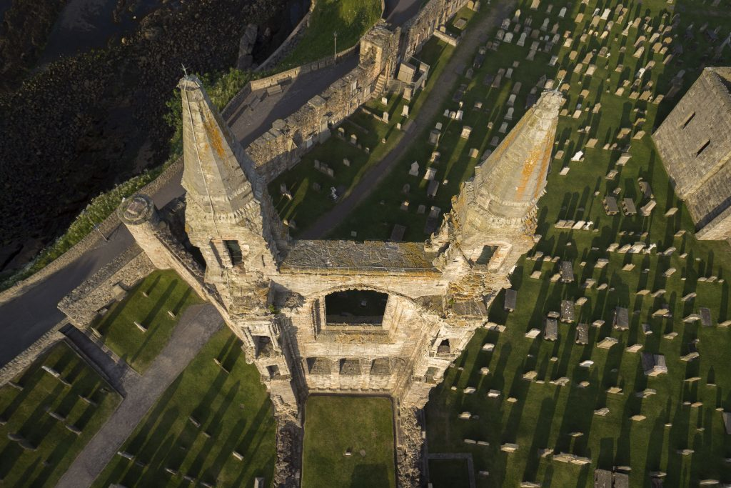 St Andrews Cathedral (Kieran Baxter)