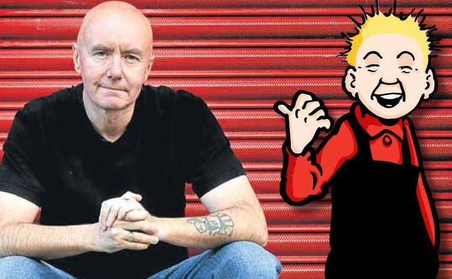 Irvine Welsh (Lesley Martin / Daily Record)