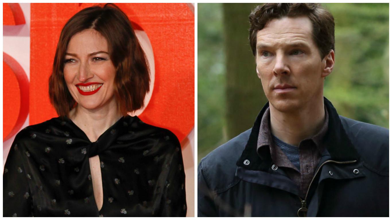 Kelly Macdonald and Benedict Cumberbatch (Scott Louden & PA)