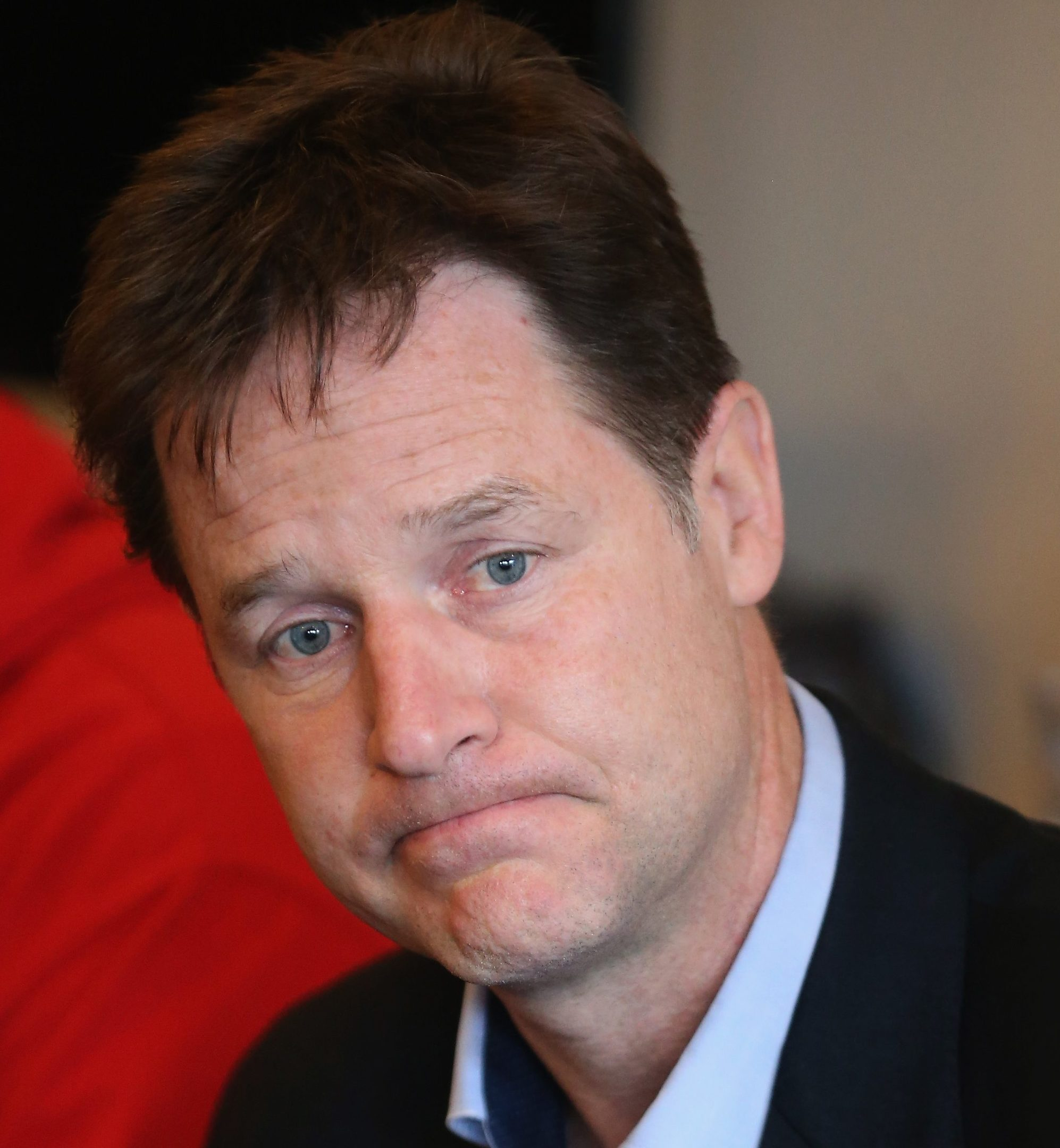 Nick Clegg  (Christopher Furlong/Getty Images)
