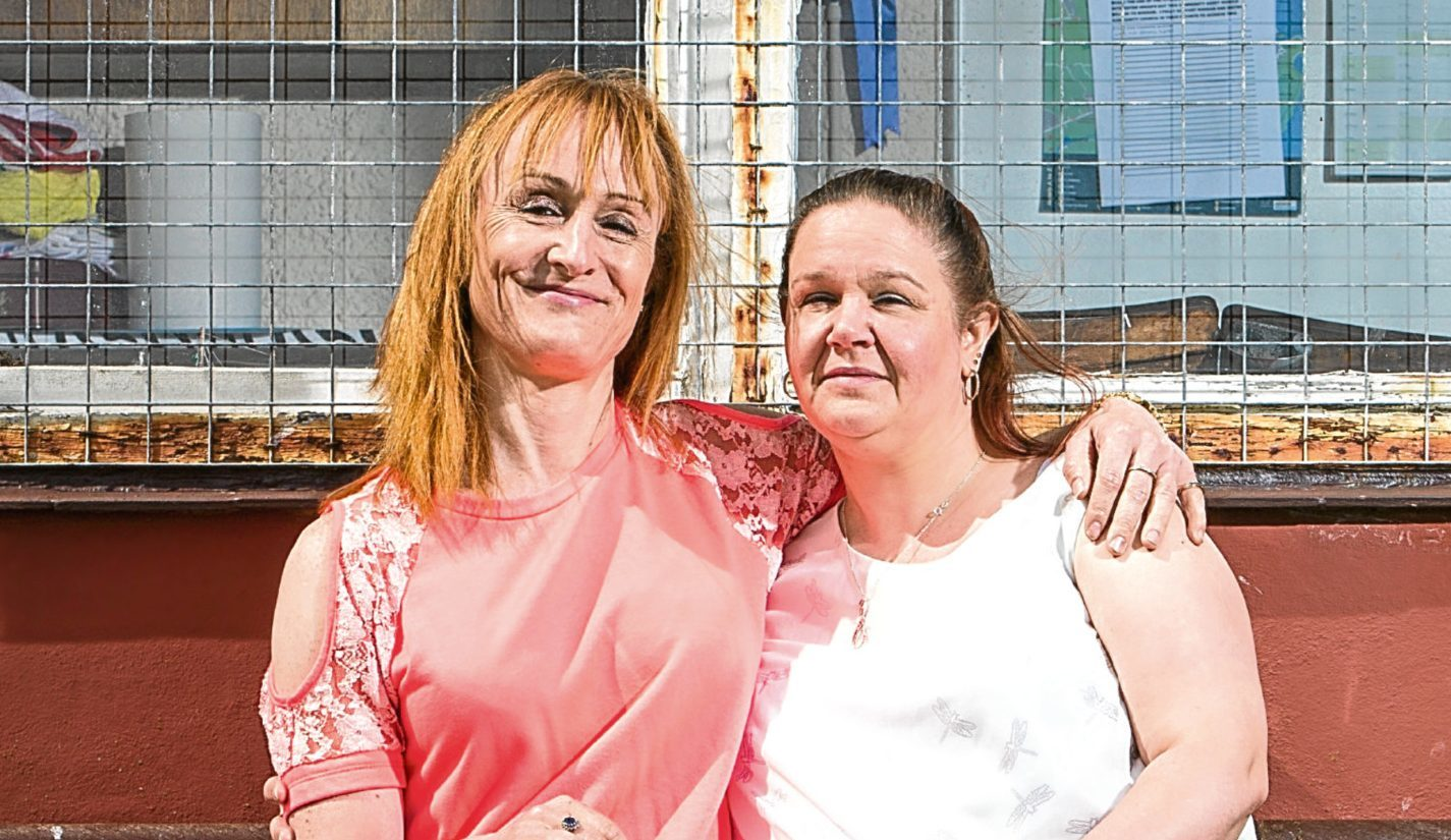 Sweethearts Justine and Julie are renewing their marriage vows (Ross Johnston/Newsline Media)