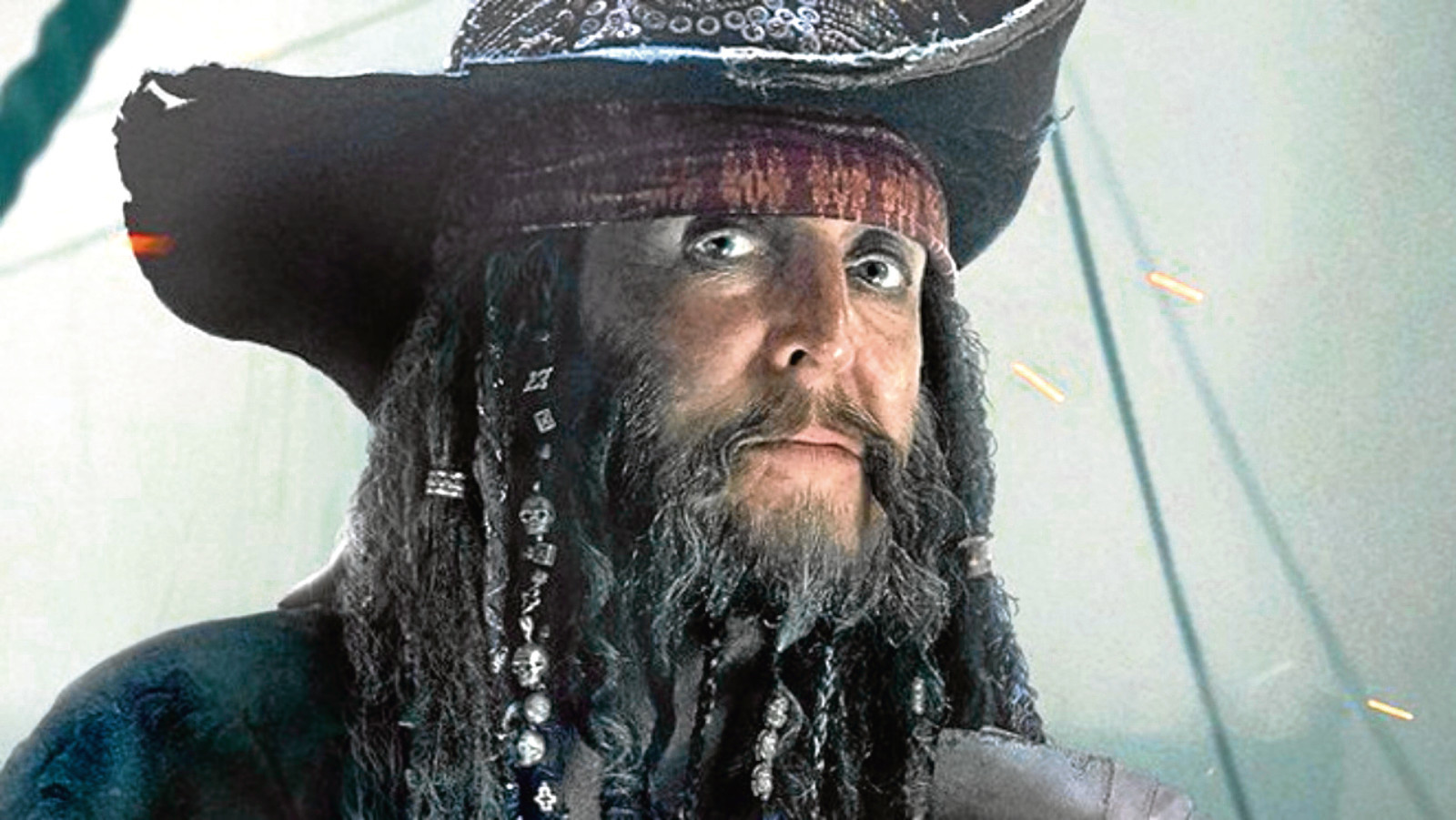 Paul McCartney in the new Pirates of the Caribbean film