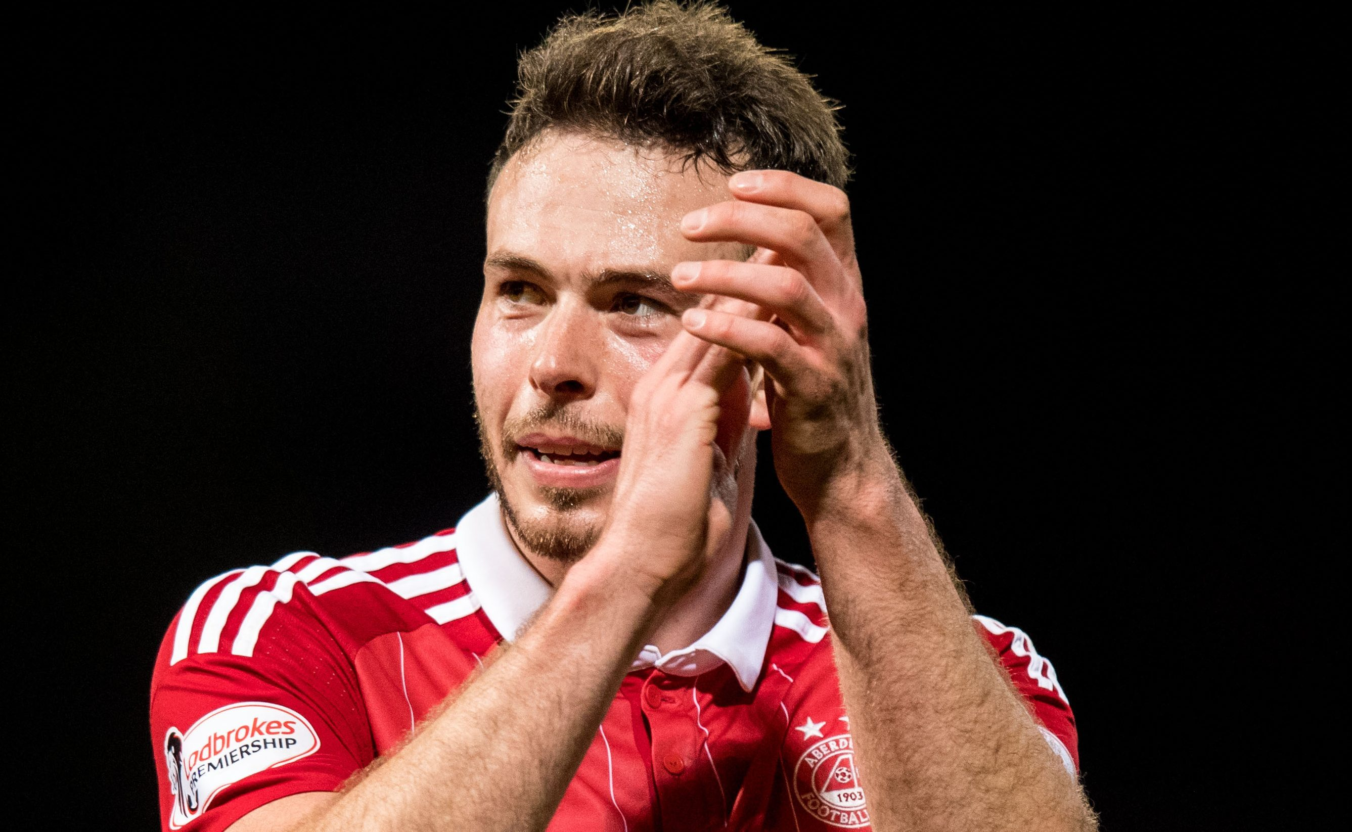 Aberdeen's Andy Considine (SNS Group)